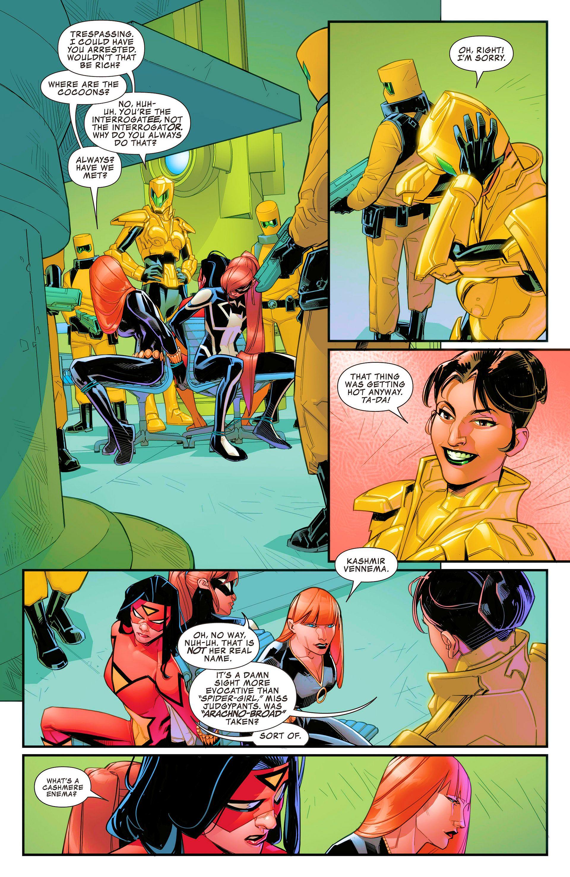 Read online Avengers Assemble (2012) comic -  Issue #21 - 18
