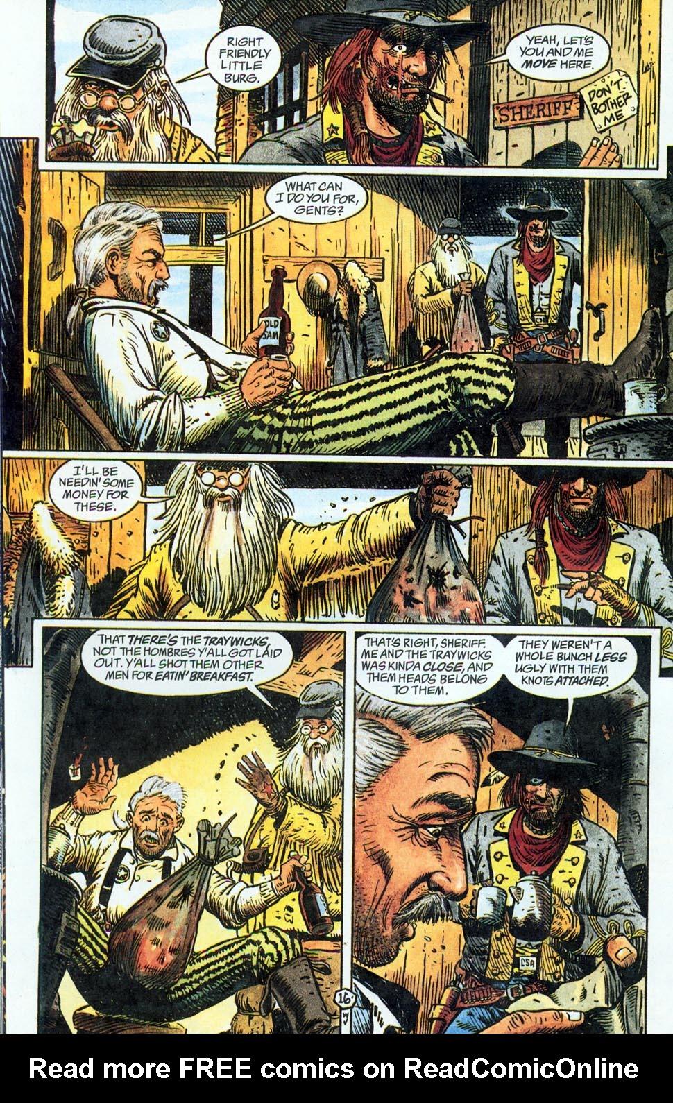 Jonah Hex: Two-Gun Mojo Issue #1 #1 - English 18