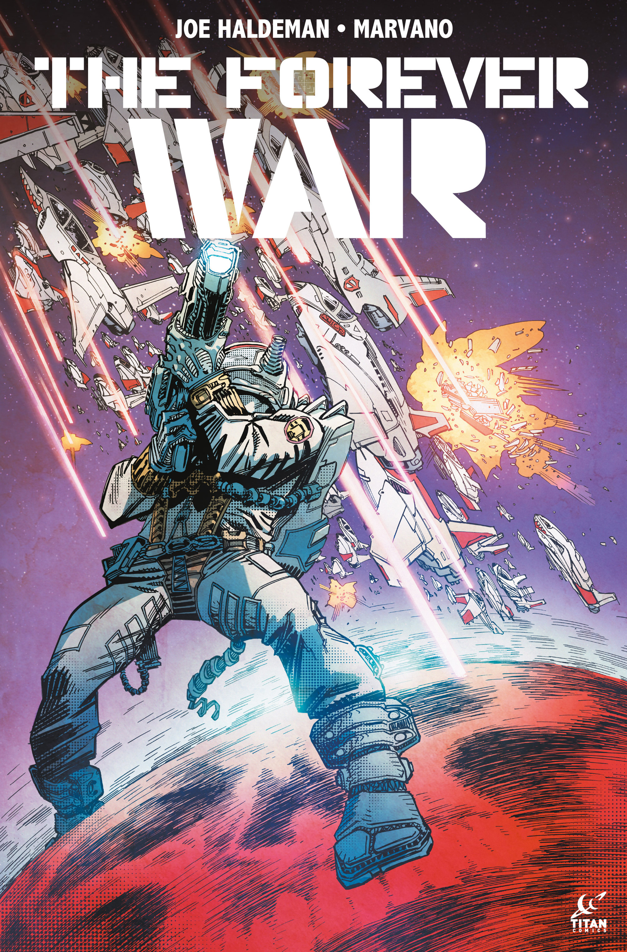 The Forever War (2017) #3 #4 - English 1