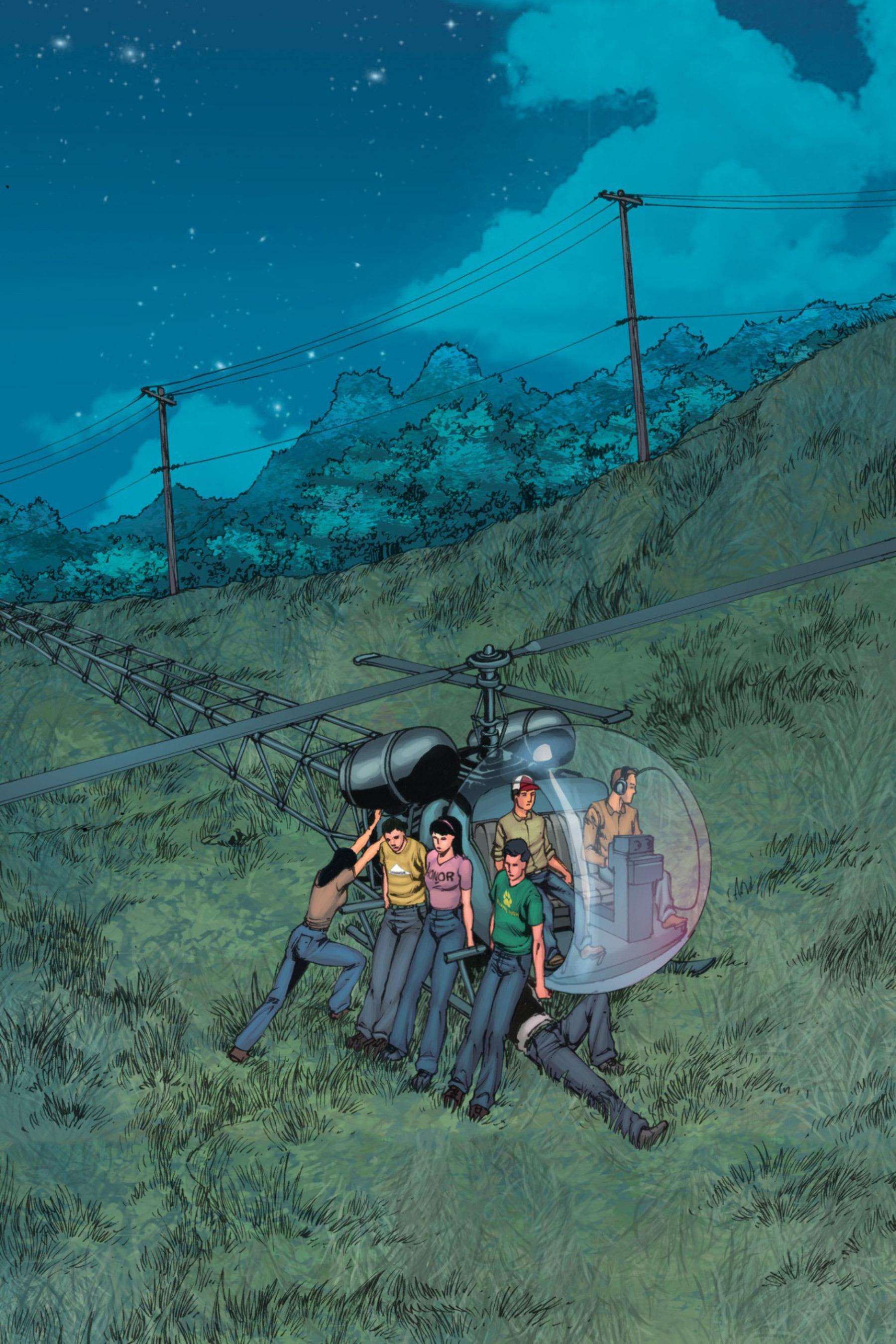 Read online Z-Men comic -  Issue #3 - 64