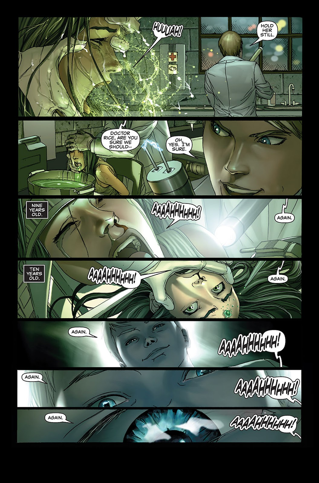 X-23: Target X Issue #3 #3 - English 3
