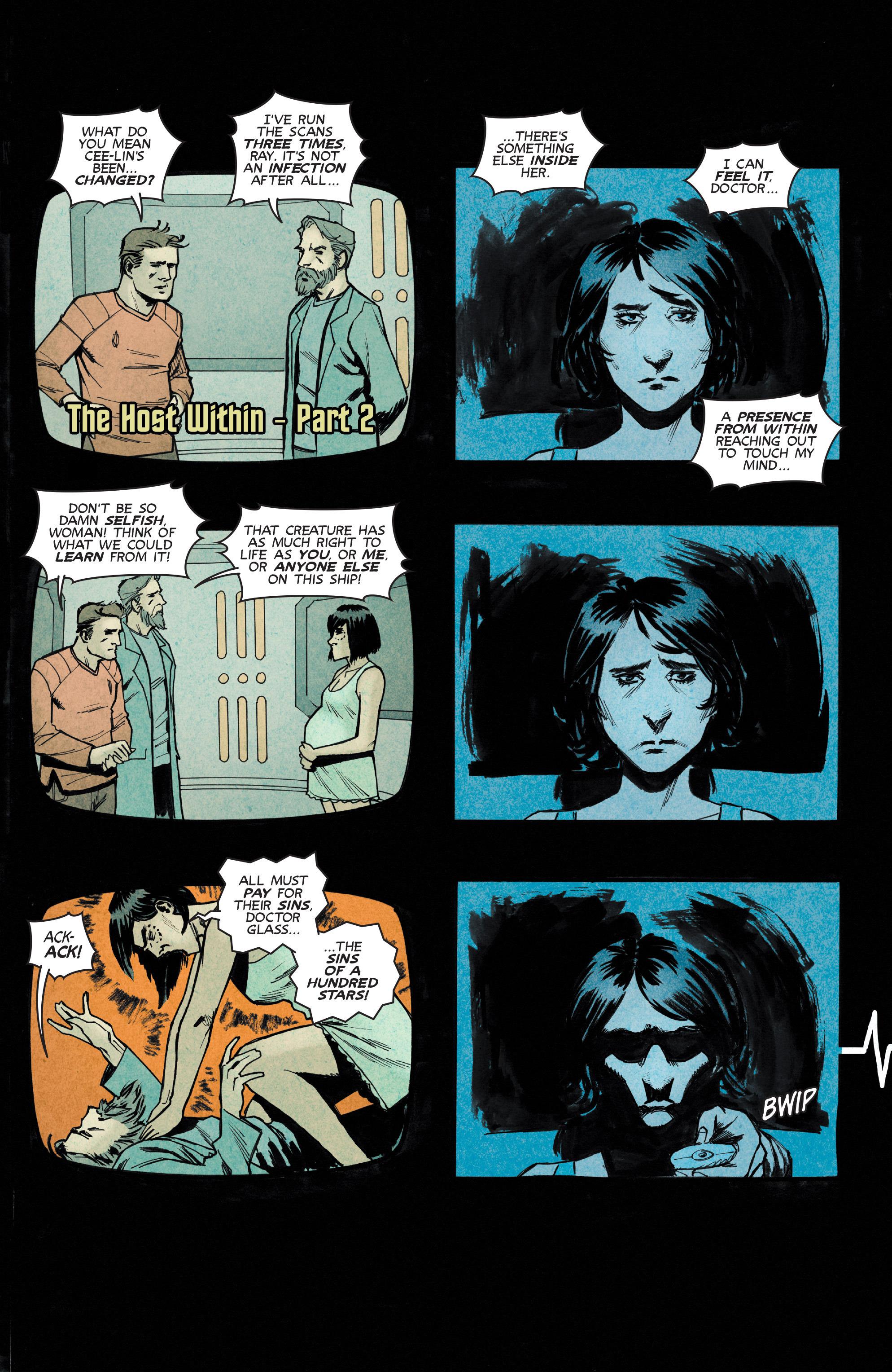 Read online Glitterbomb comic -  Issue #2 - 23
