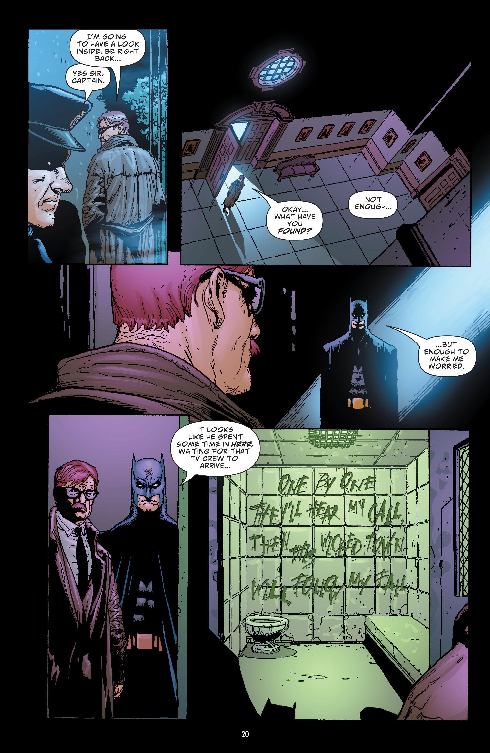 Batman: The Man Who Laughs chap 1 pic 21