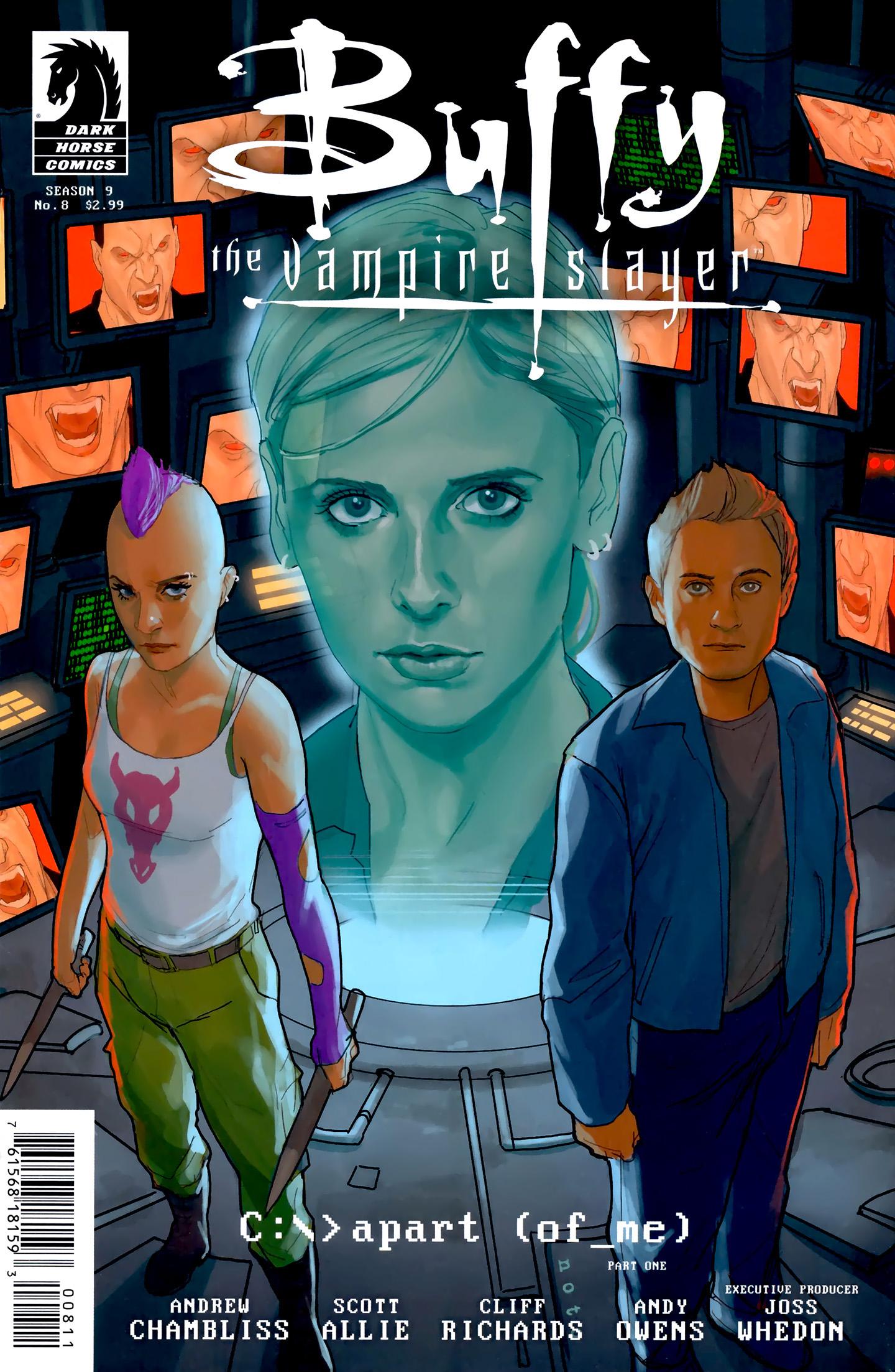 Read online Buffy the Vampire Slayer Season Nine comic -  Issue #8 - 1