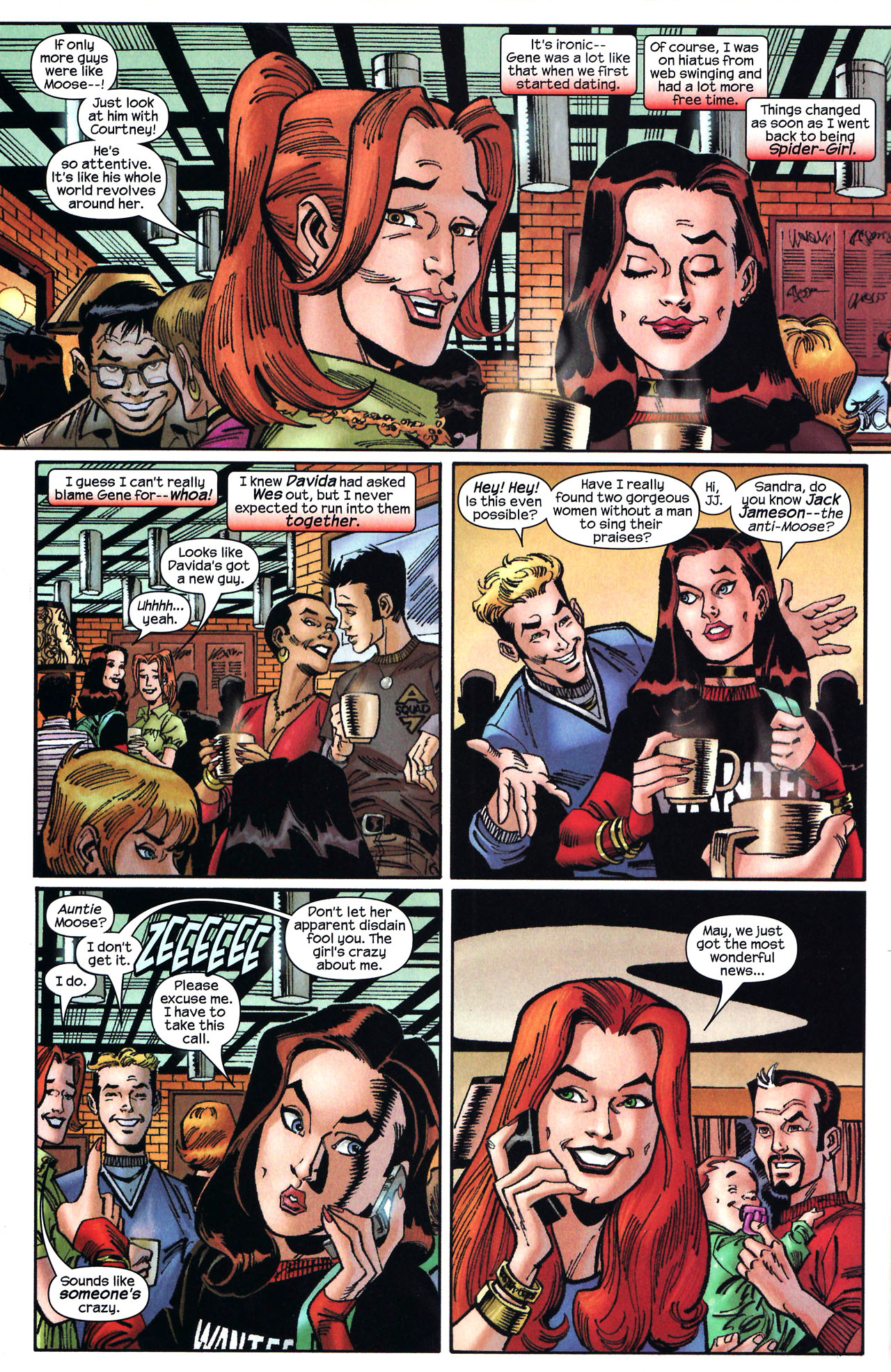 Amazing Spider-Girl #15 #16 - English 9