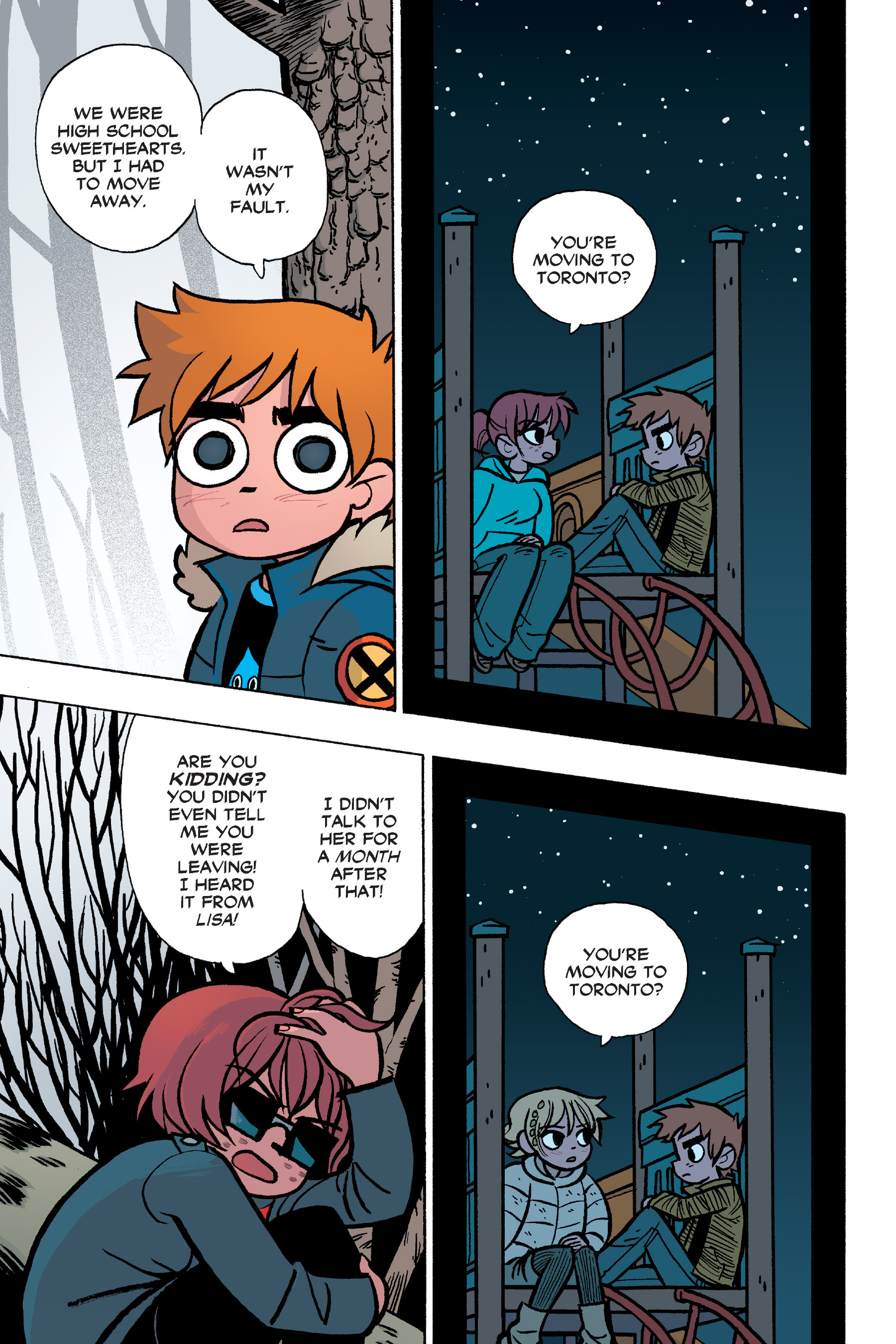 Read online Scott Pilgrim comic -  Issue #6 - 72