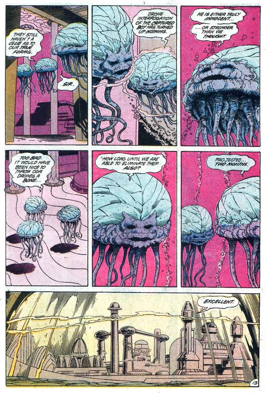 Aquaman (1989) Issue #2 #2 - English 14