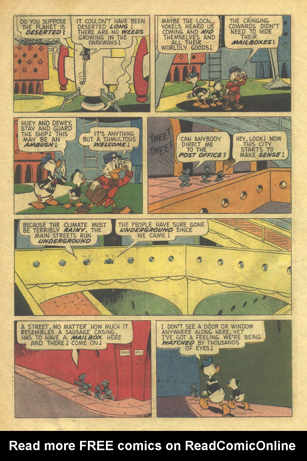 Uncle Scrooge (1953) Issue #53 #53 - English 14