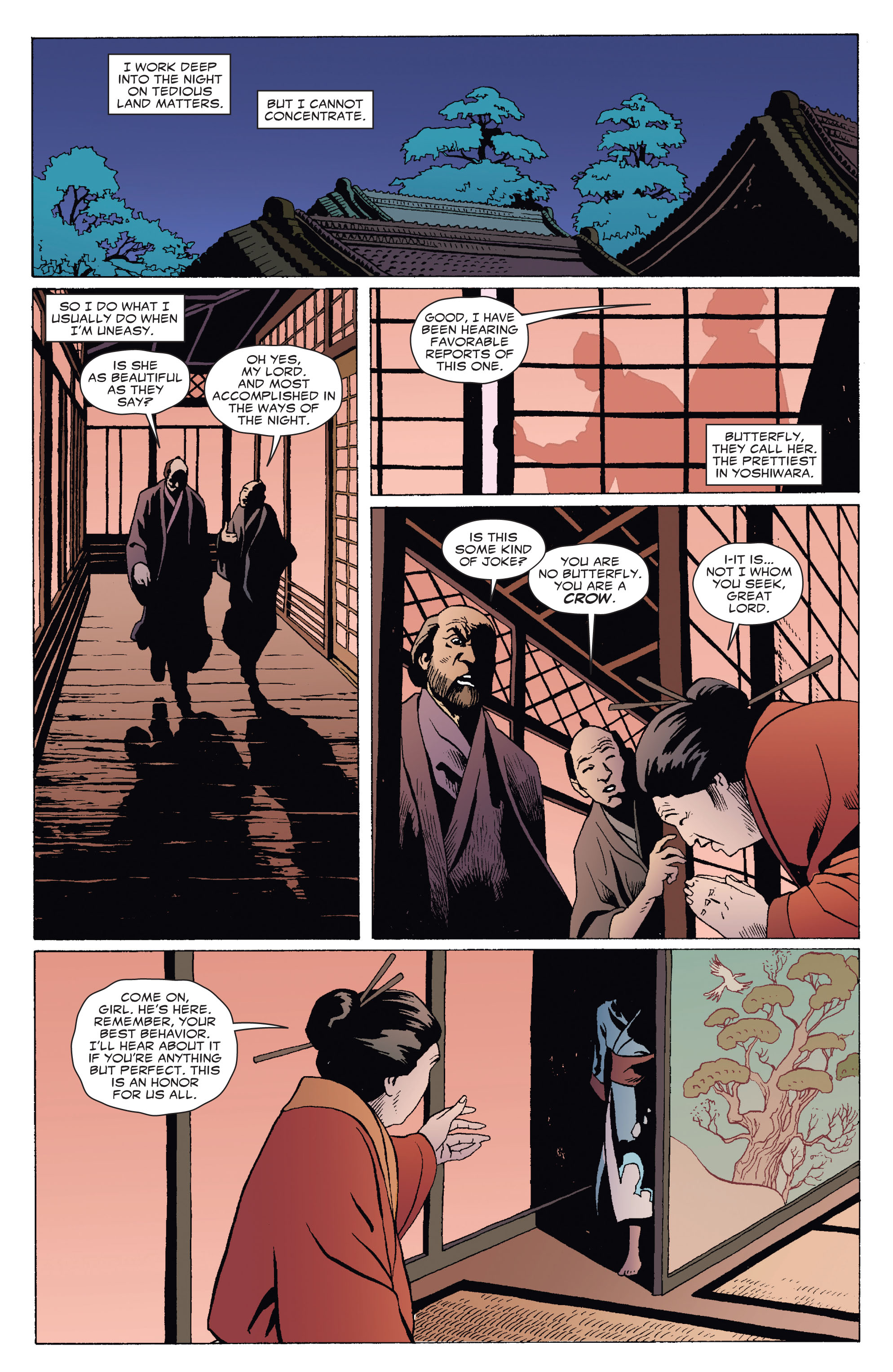 5 Ronin (2011) 5 Page 6