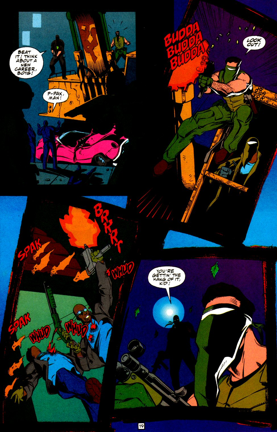 Chain Gang War 2 Page 19