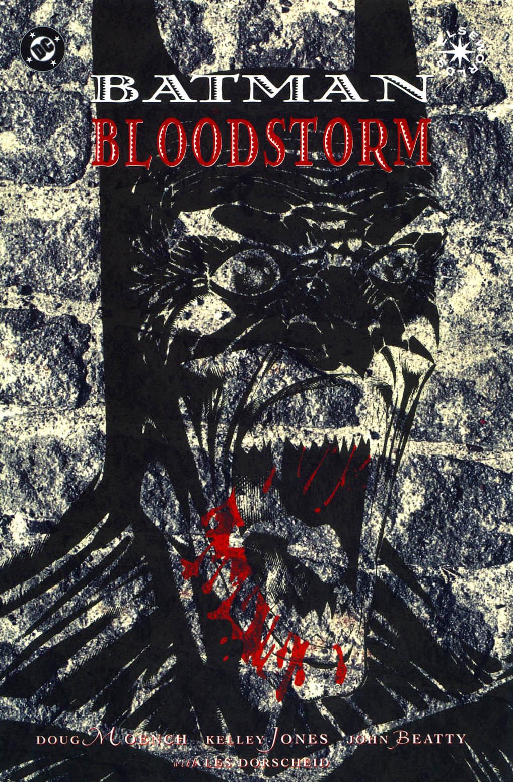 Batman: Bloodstorm Full Page 1