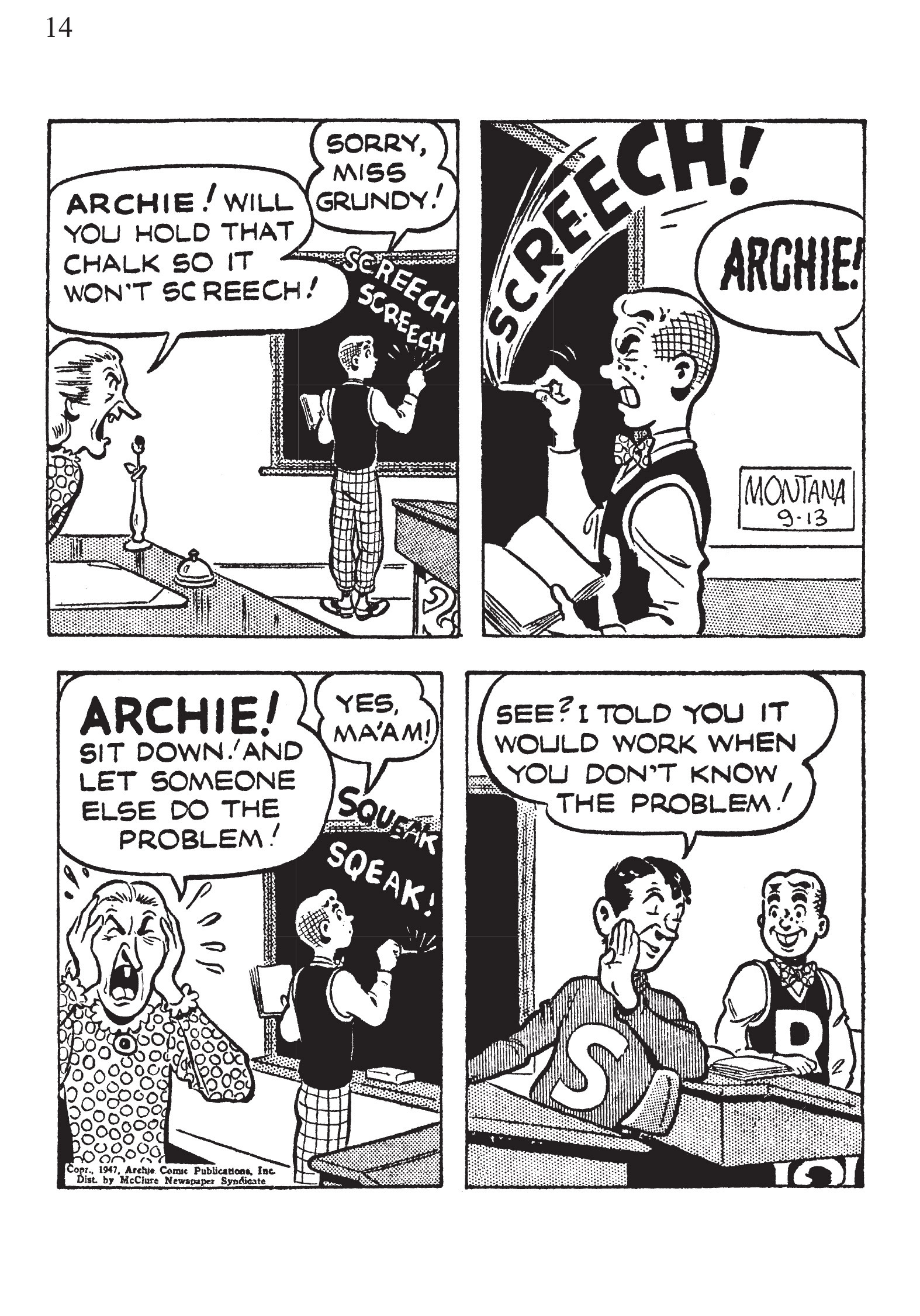 Read online The Best of Archie Comics comic -  Issue # TPB 2 (Part 1) - 16