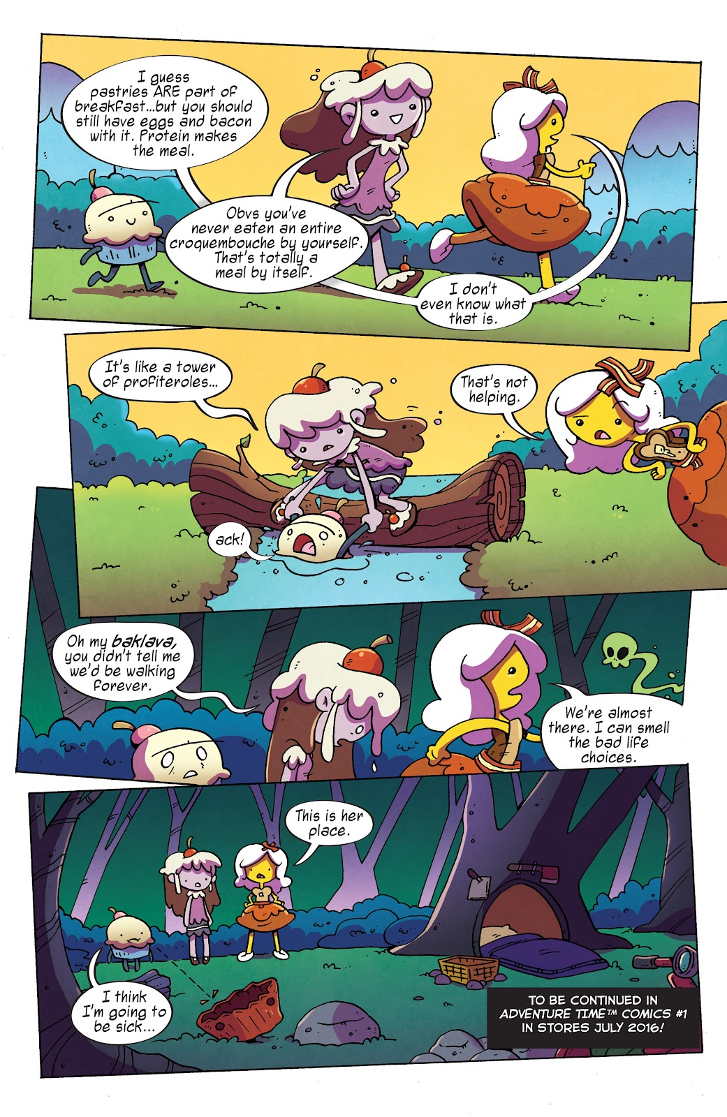 Over the Garden Wall (2016) Issue #1 #1 - English 28