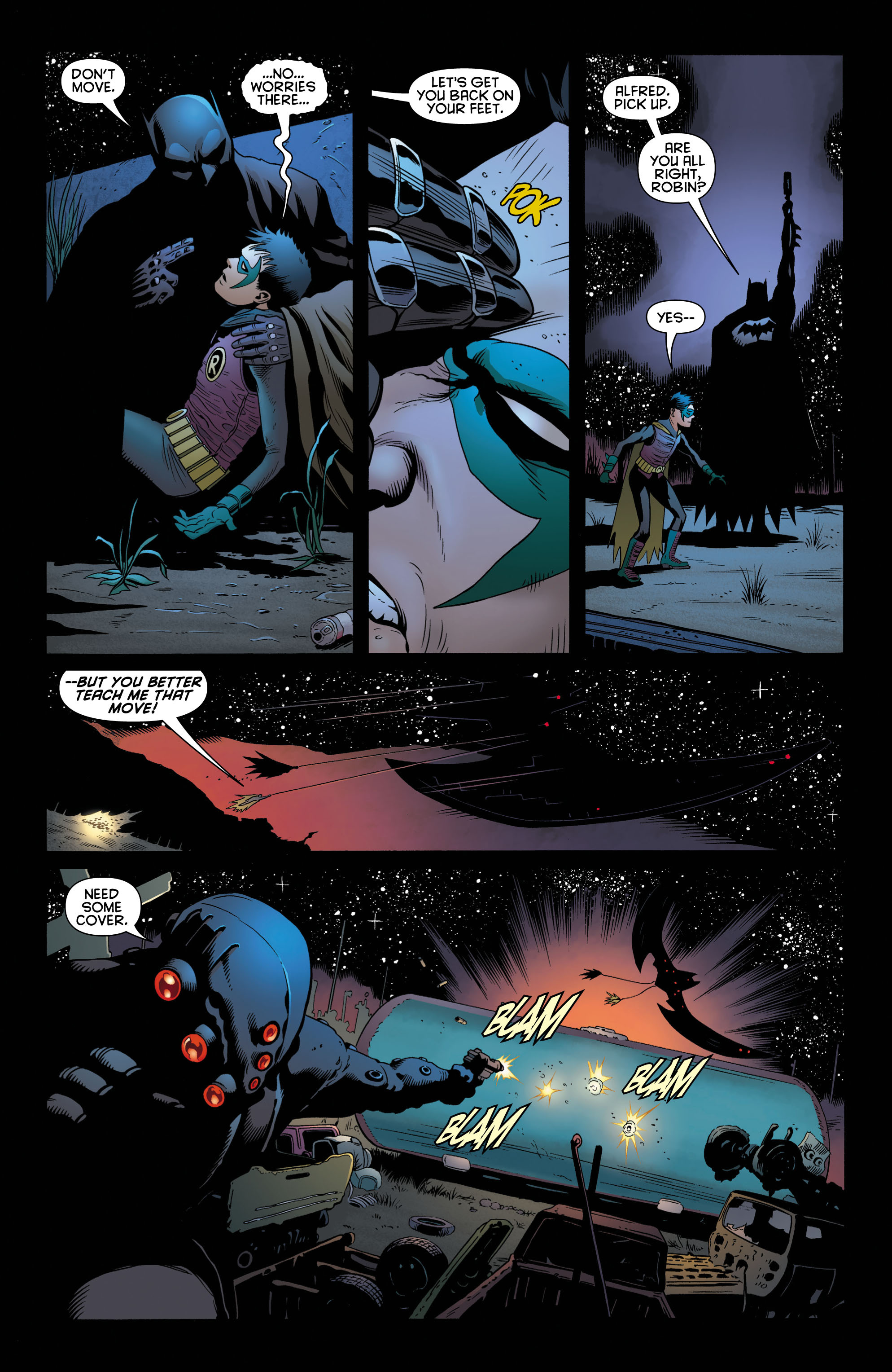 Batman and Robin (2011) chap 1 pic 78