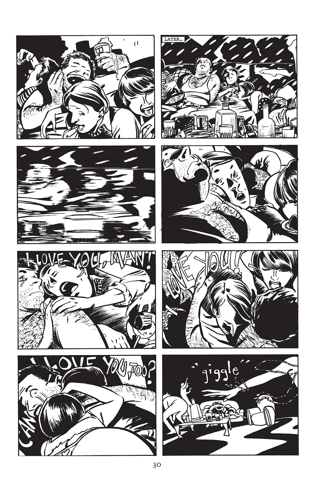 Stray Bullets Issue #5 #5 - English 32