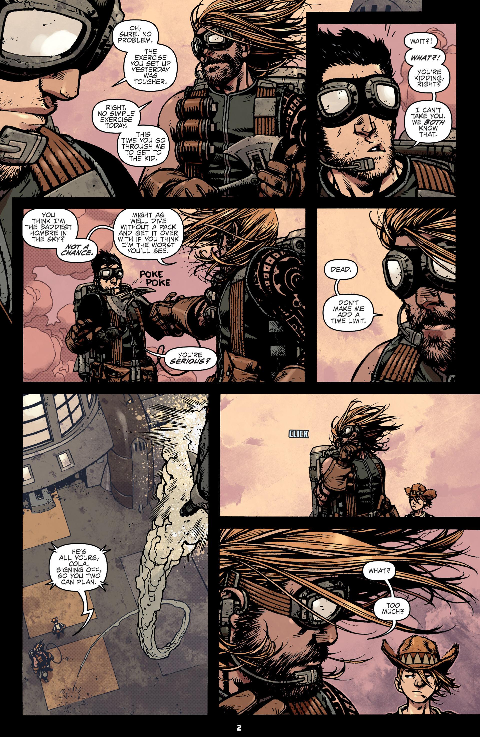 Wild Blue Yonder 3 Page 3