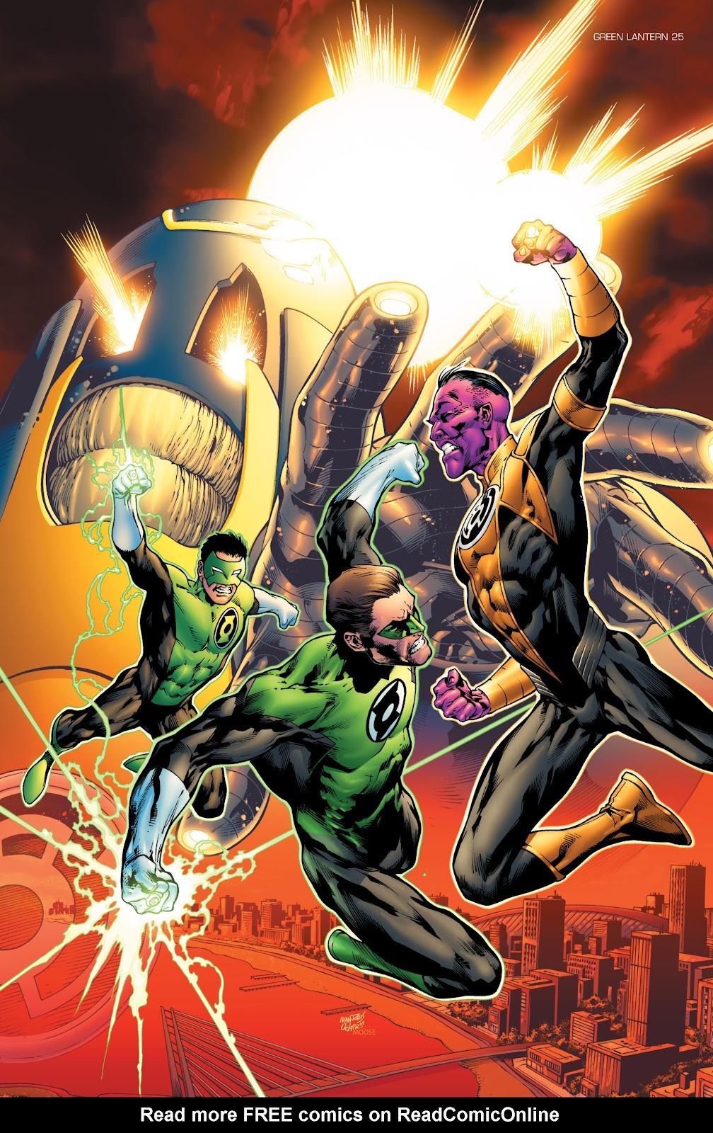 Green Lantern: The Sinestro Corps War Full #1 - English 244