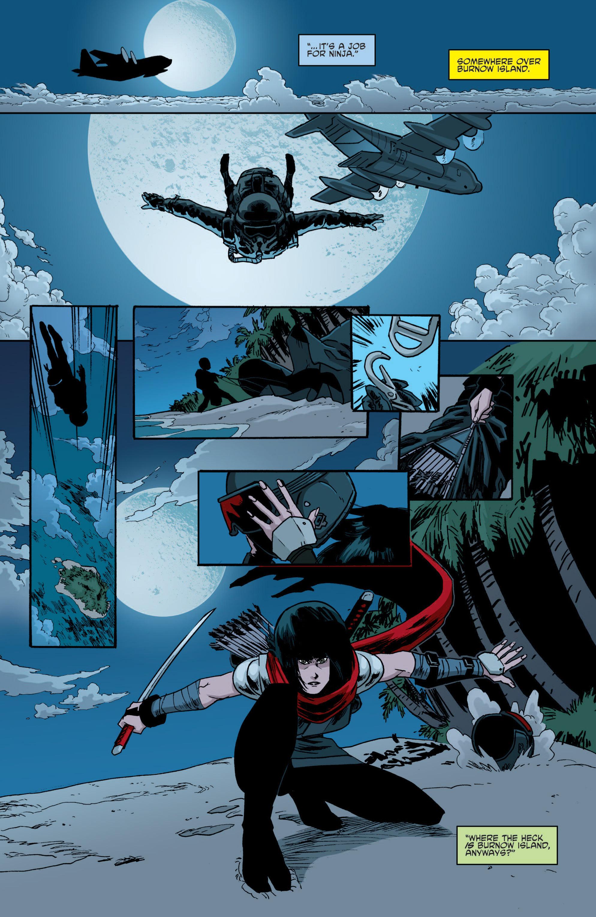 Read online Teenage Mutant Ninja Turtles (2011) comic -  Issue #19 - 10
