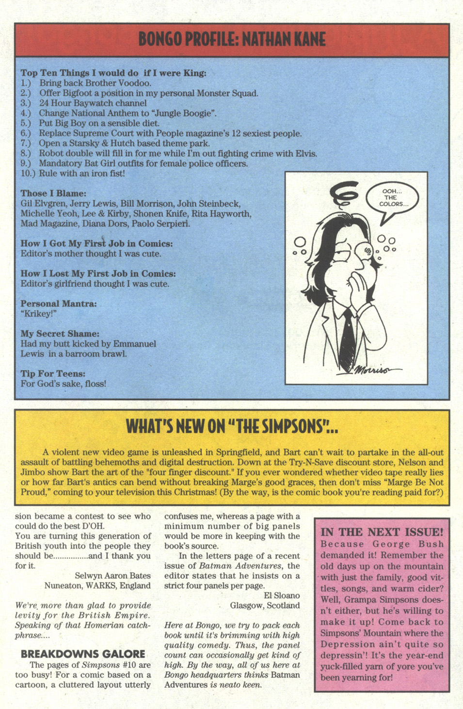 Read online Simpsons Comics comic -  Issue #14 - 25