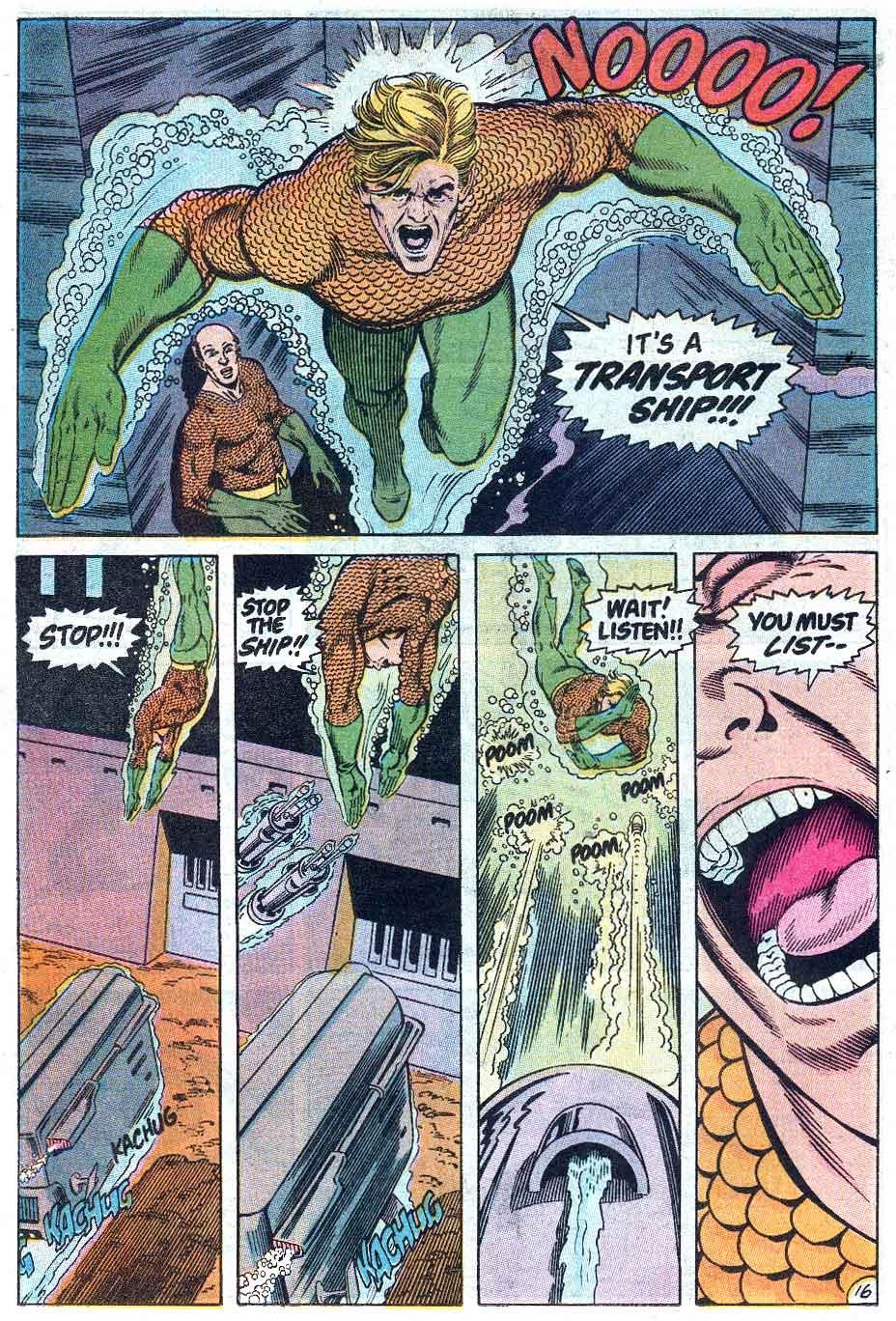 Aquaman (1989) Issue #2 #2 - English 17