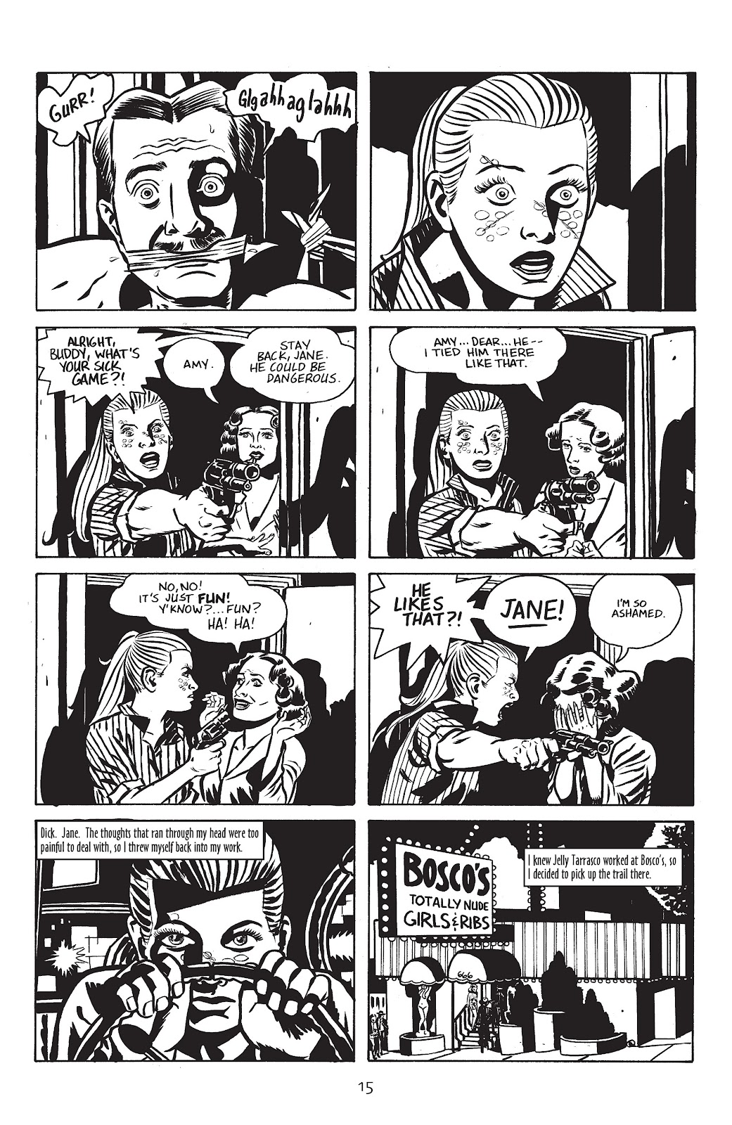 Stray Bullets Issue #18 #18 - English 17
