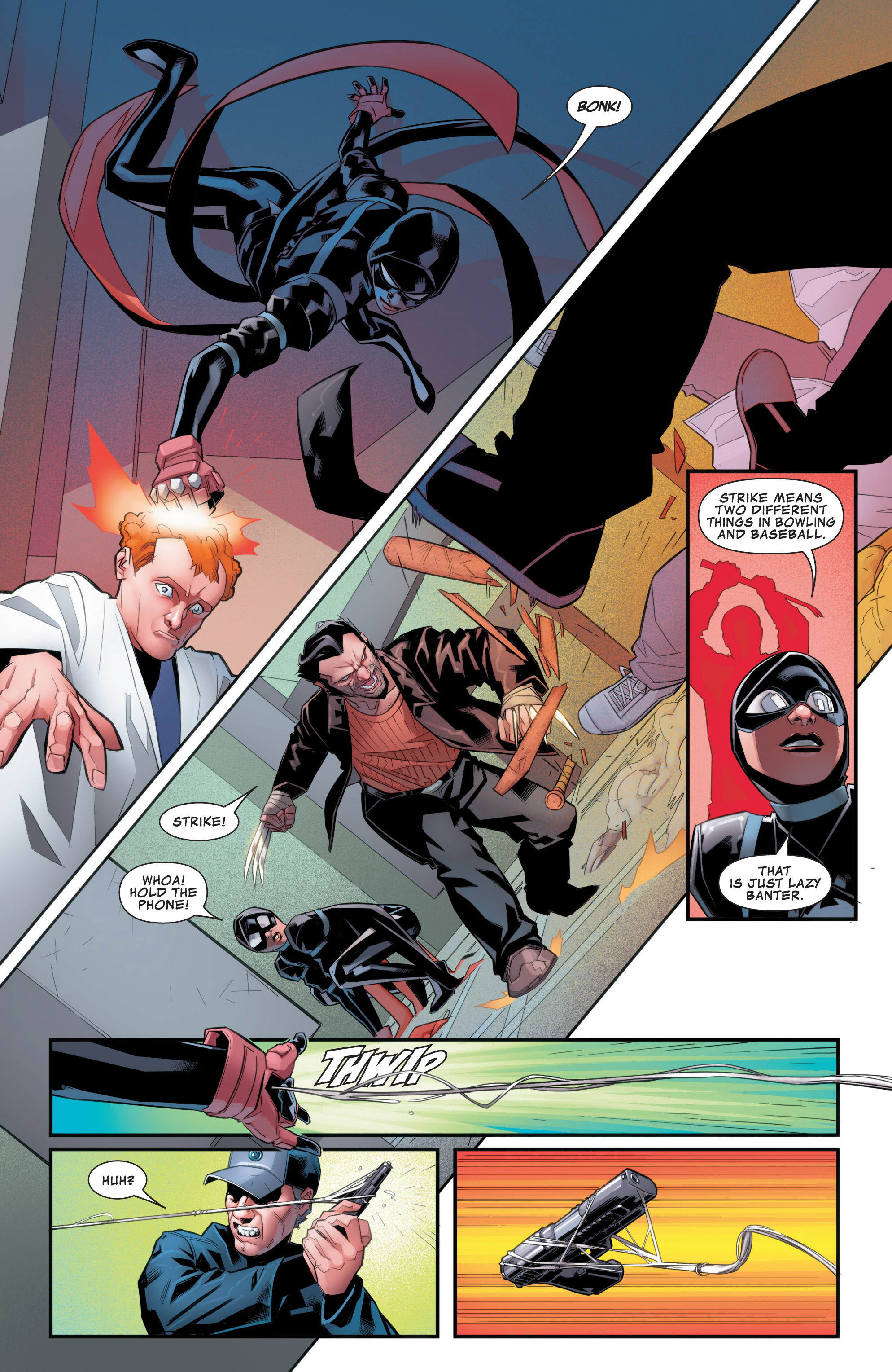 Read online Avengers Assemble (2012) comic -  Issue #23 - 17
