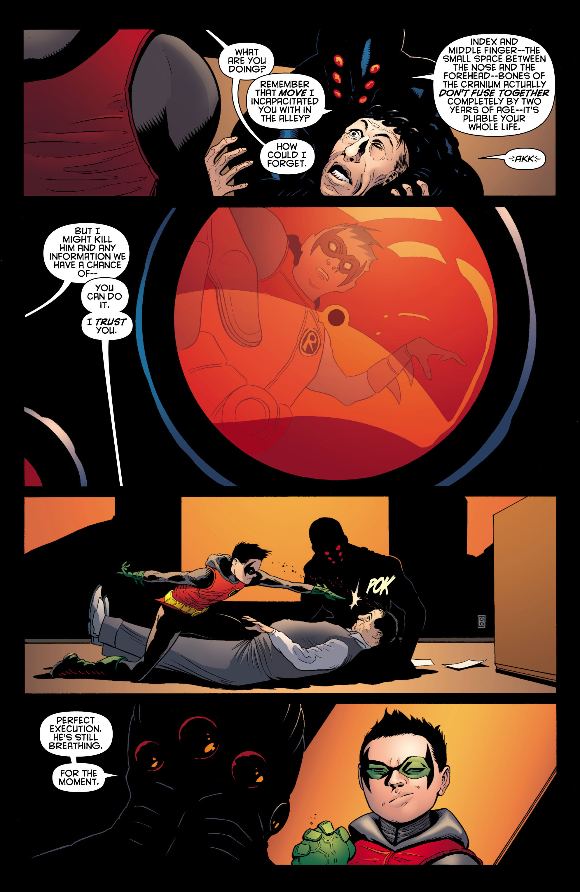 Batman and Robin (2011) chap 1 pic 115