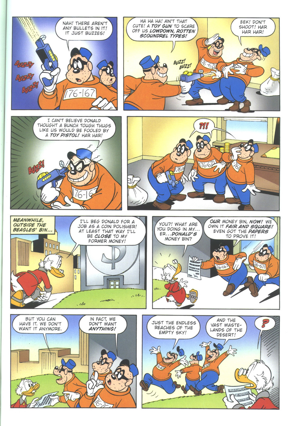 Uncle Scrooge (1953) Issue #345 #345 - English 49