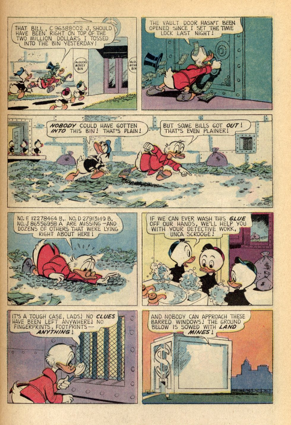 Uncle Scrooge (1953) Issue #99 #99 - English 9