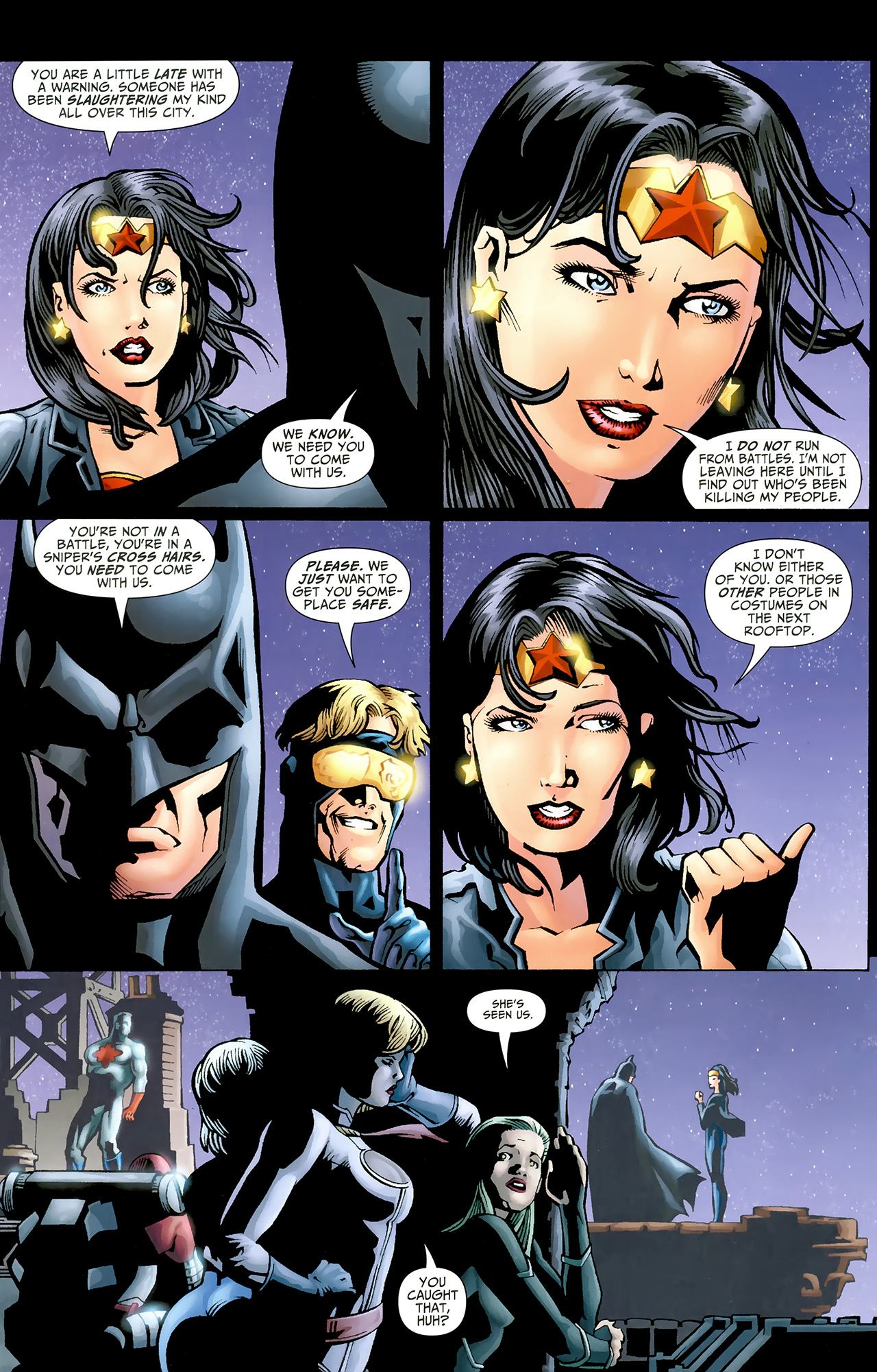 Read online Justice League: Generation Lost comic -  Issue #22 - 17