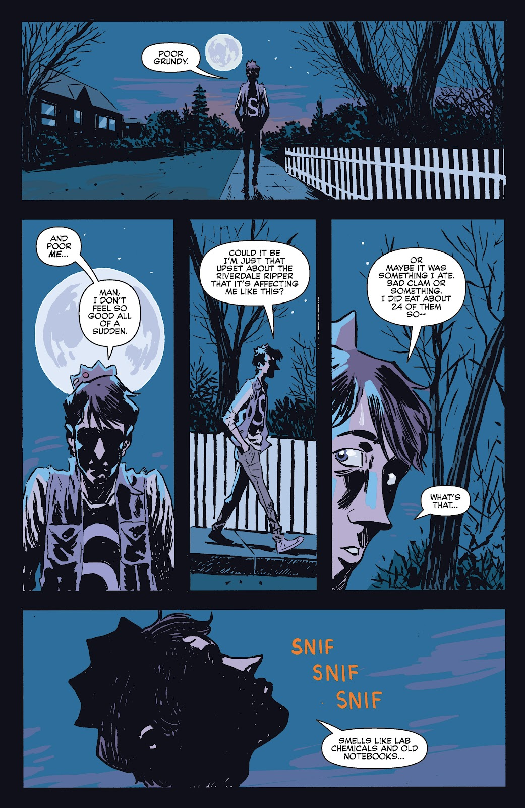 Jughead The Hunger Issue #0 #1 - English 14