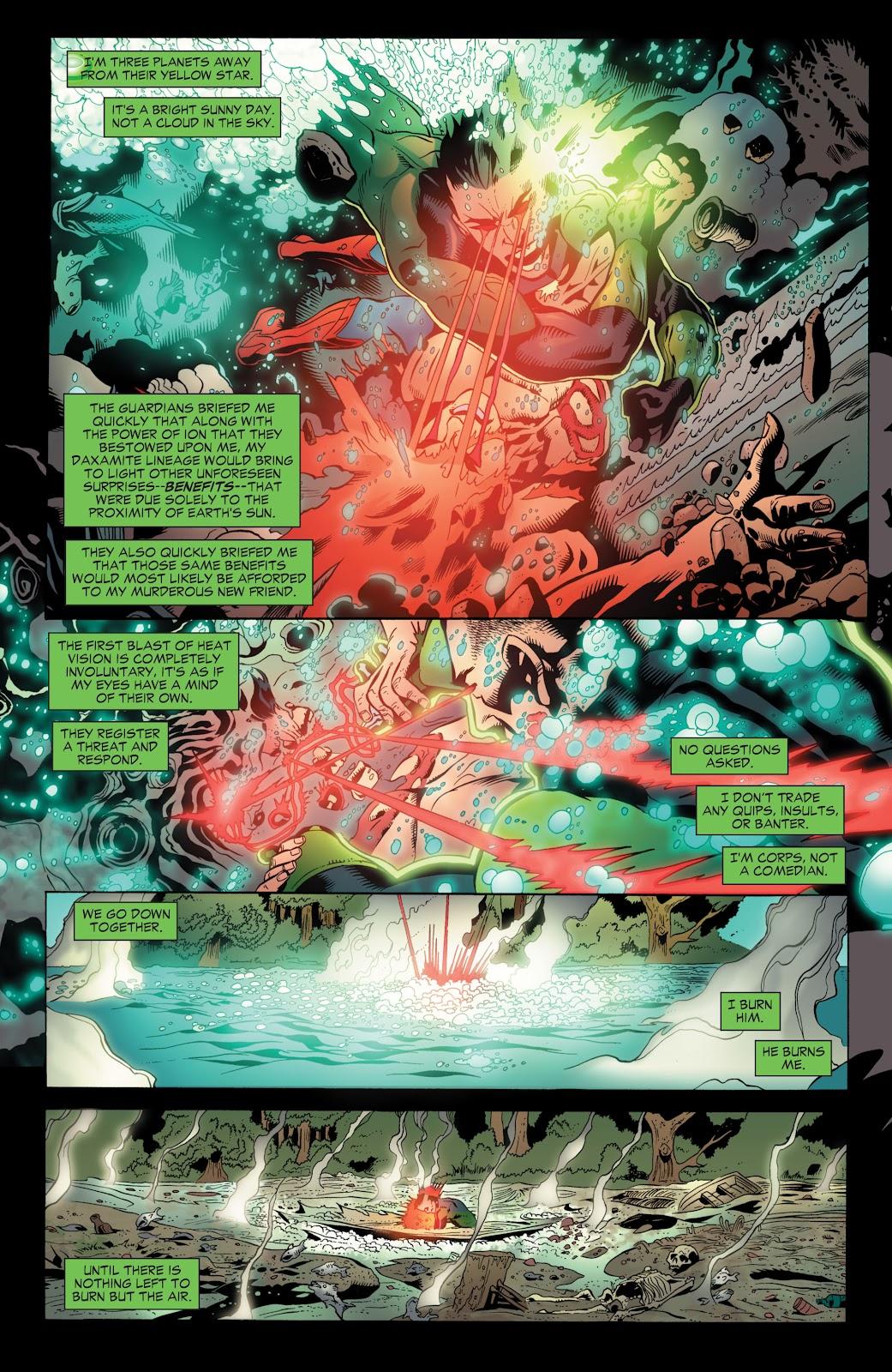 Green Lantern: The Sinestro Corps War Full #1 - English 224