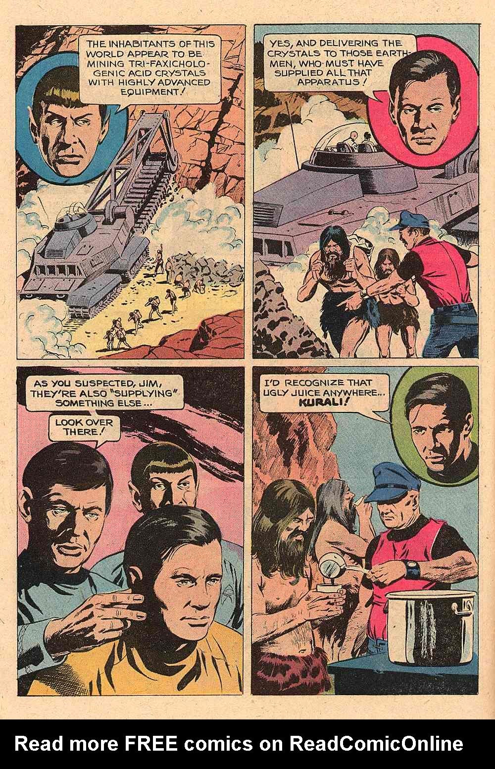 Star Trek (1967) #52 #52 - English 8