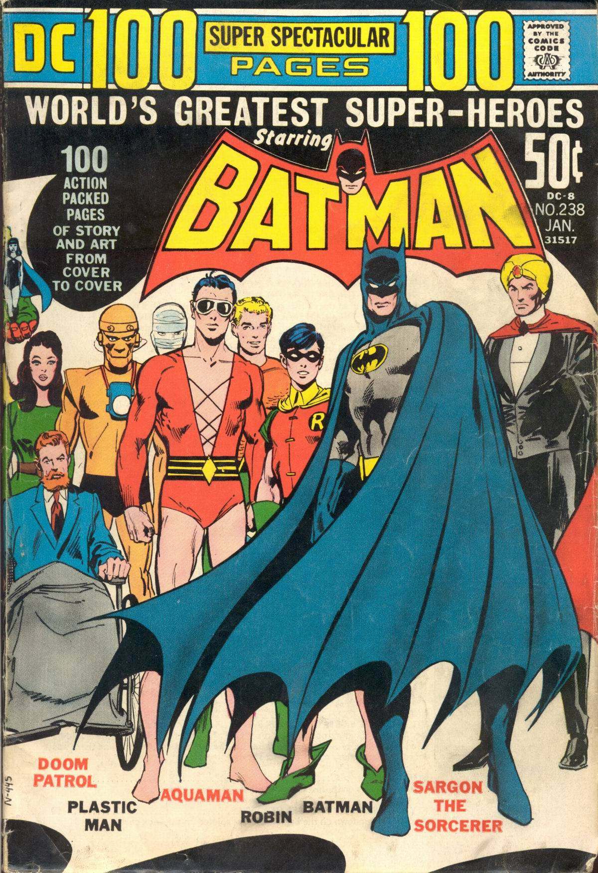 Batman (1940) 238 Page 1