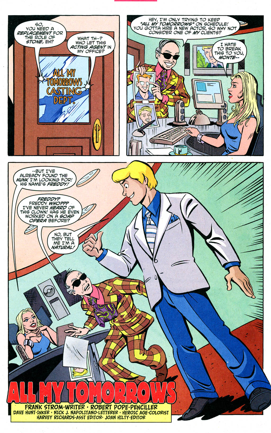 Read online Scooby-Doo (1997) comic -  Issue #90 - 3