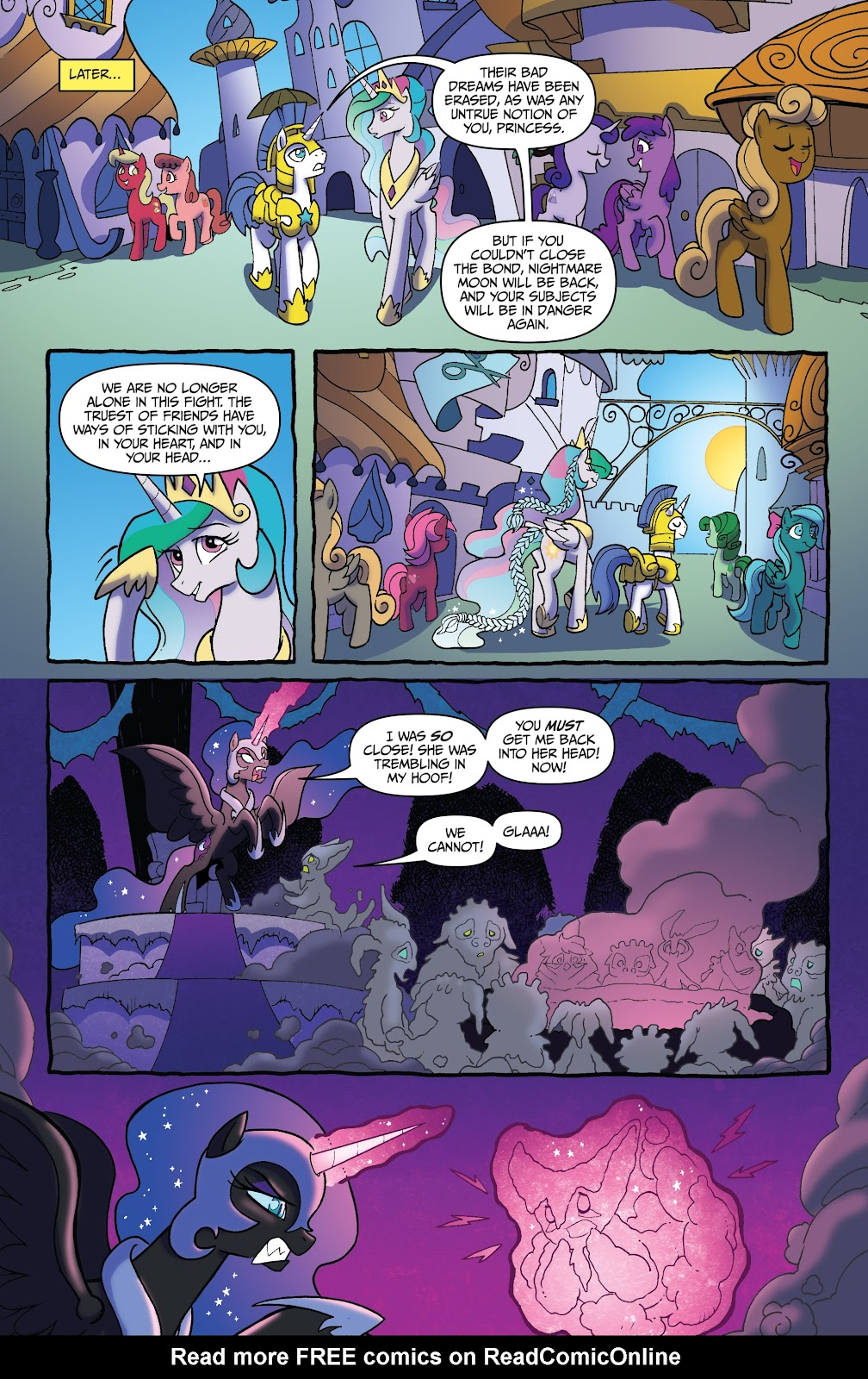 My Little Pony: Fiendship is Magic Issue #4 #4 - English 23
