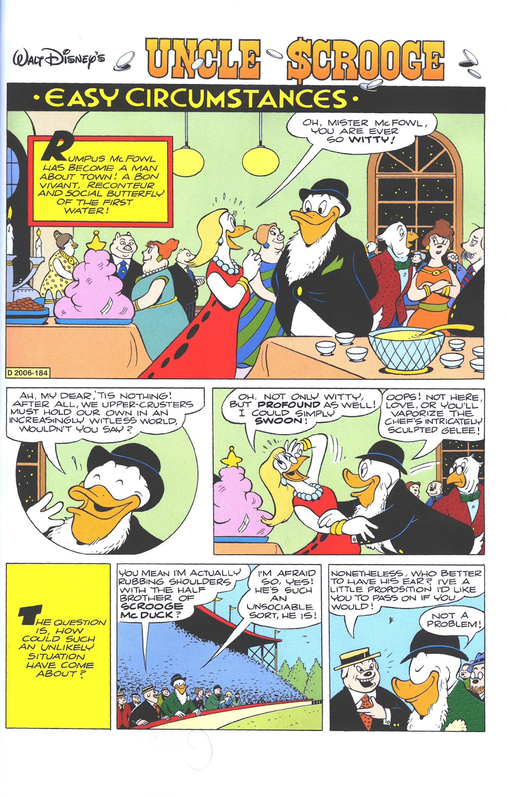 Uncle Scrooge (1953) Issue #374 #374 - English 51