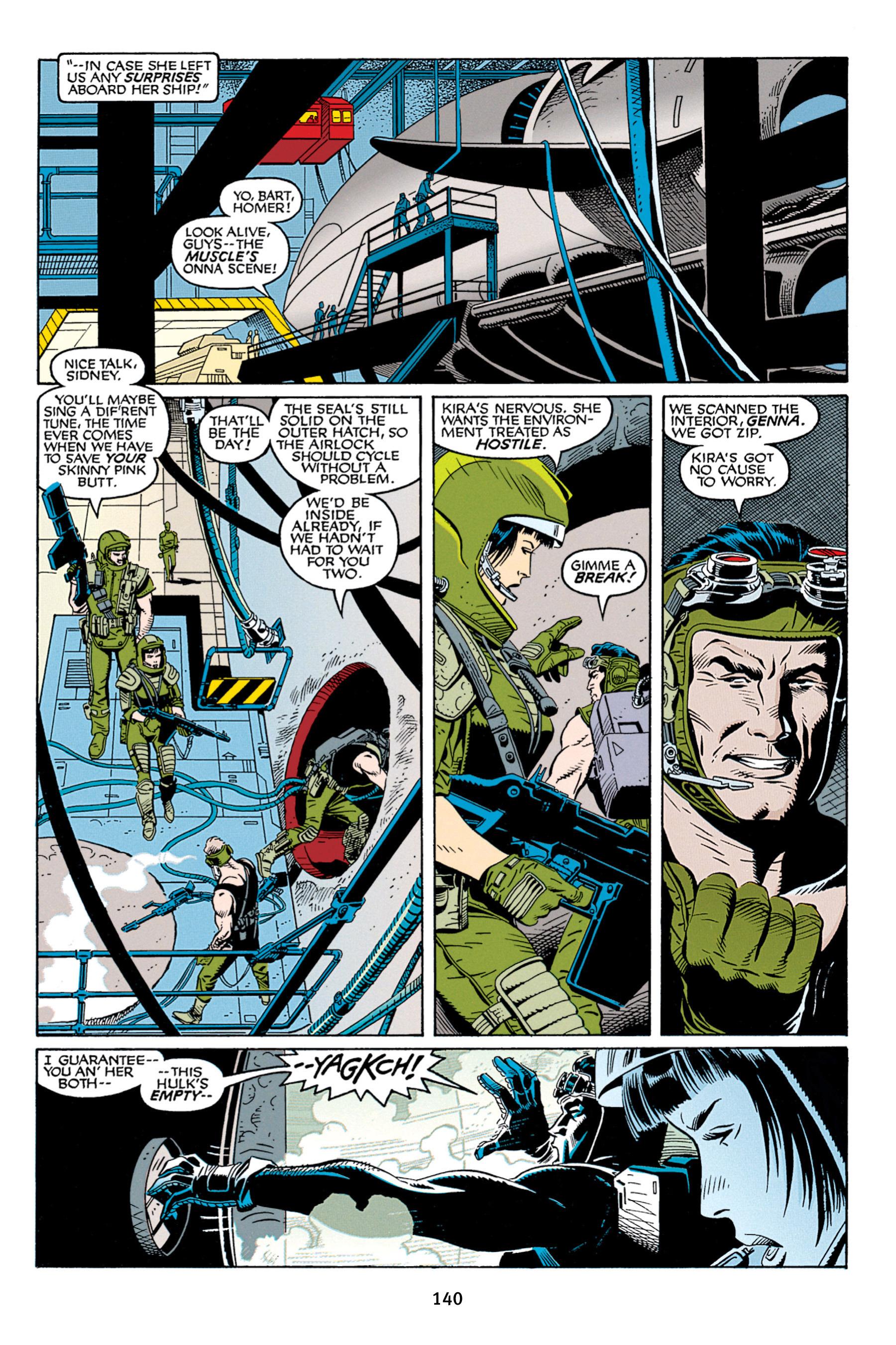 Aliens vs. Predator Omnibus _TPB_2_Part_2 Page 27