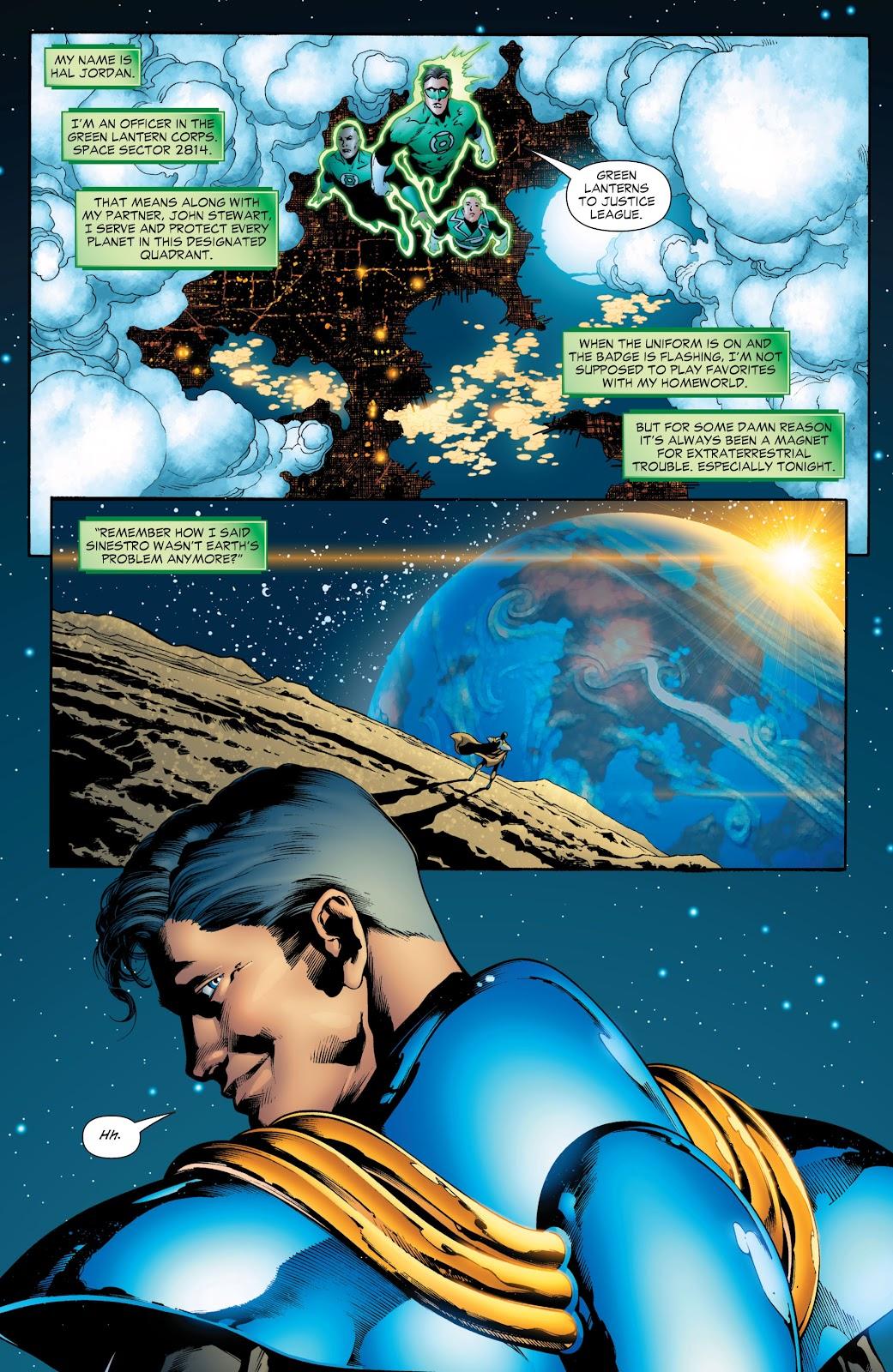 Green Lantern: The Sinestro Corps War Full #1 - English 182