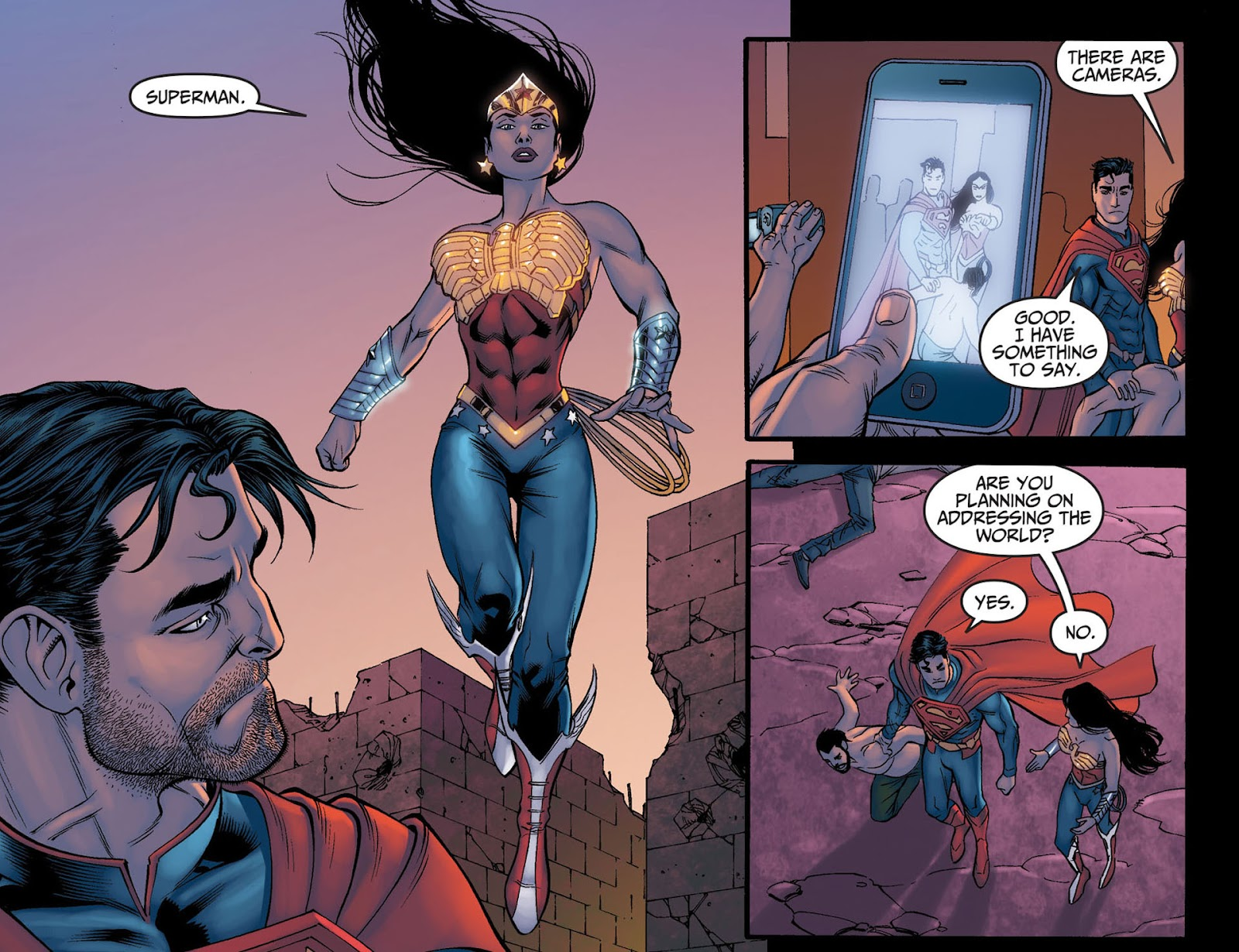 Injustice: Gods Among Us [I] Issue #6 #7 - English 17