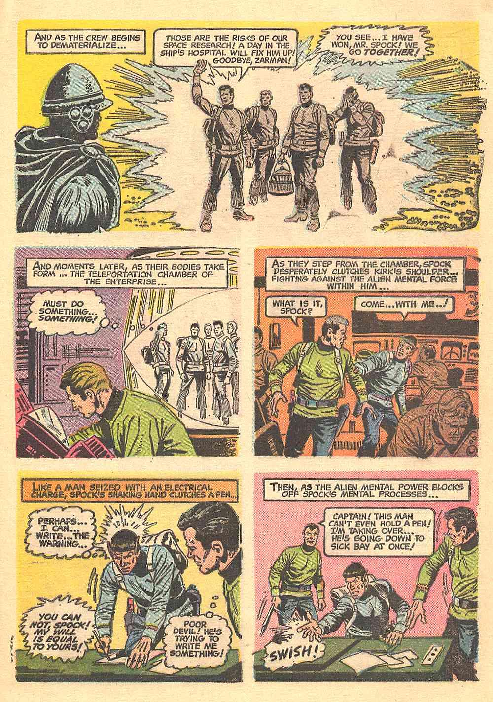 Star Trek (1967) Issue #4 #4 - English 24