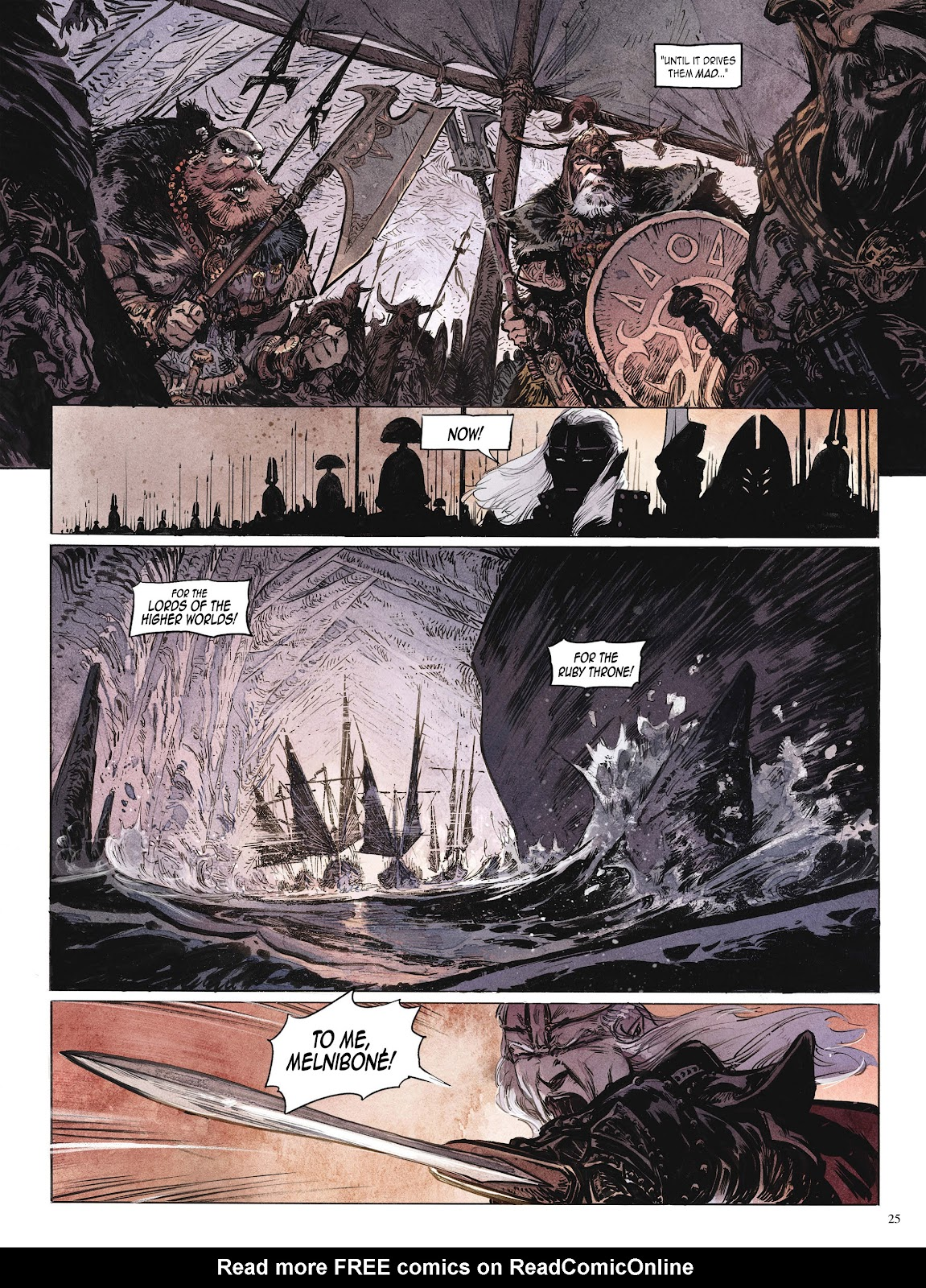 Elric (2014) TPB 1 #1 - English 25