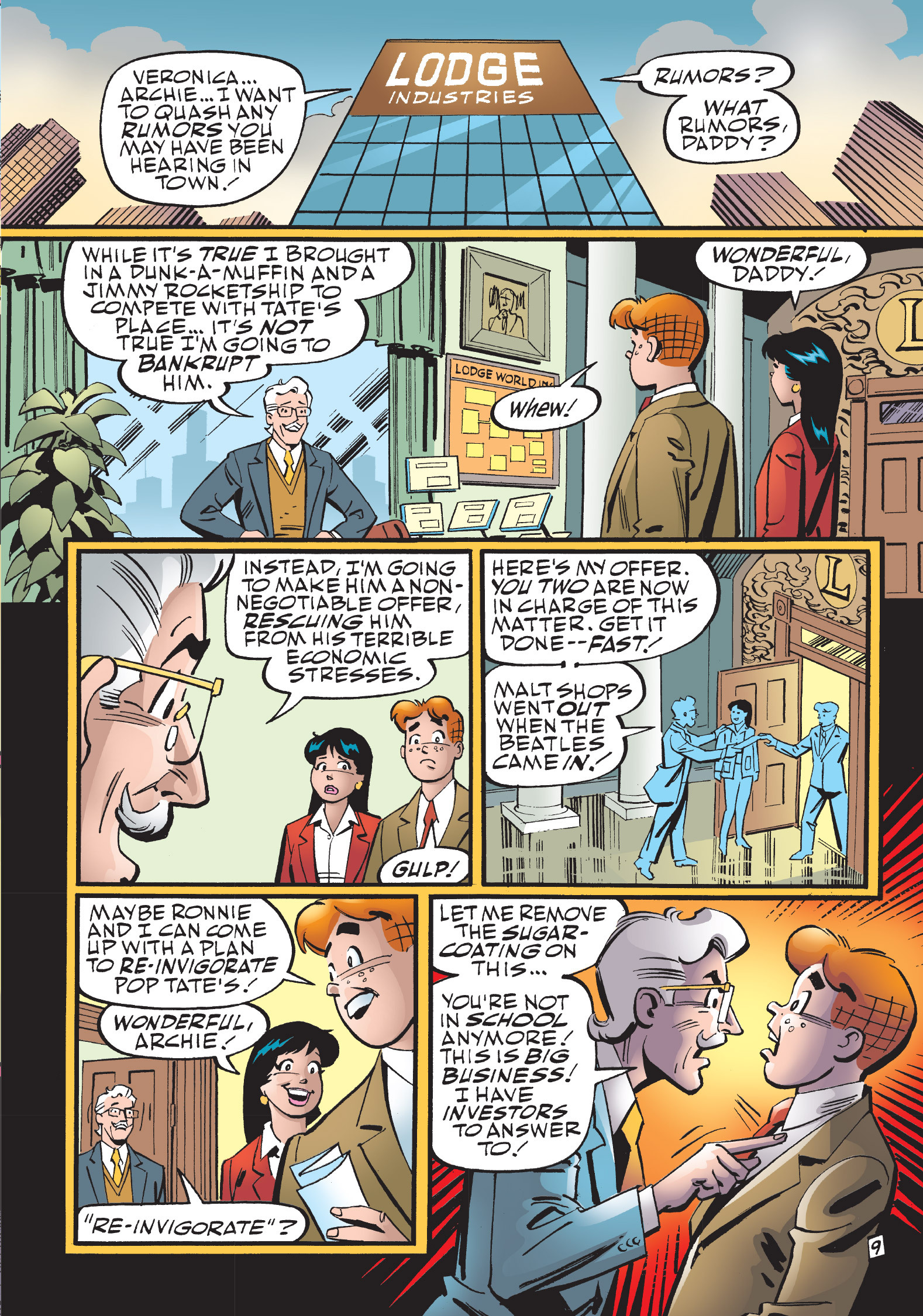Read online The Best of Archie Comics comic -  Issue # TPB 1 (Part 2) - 152