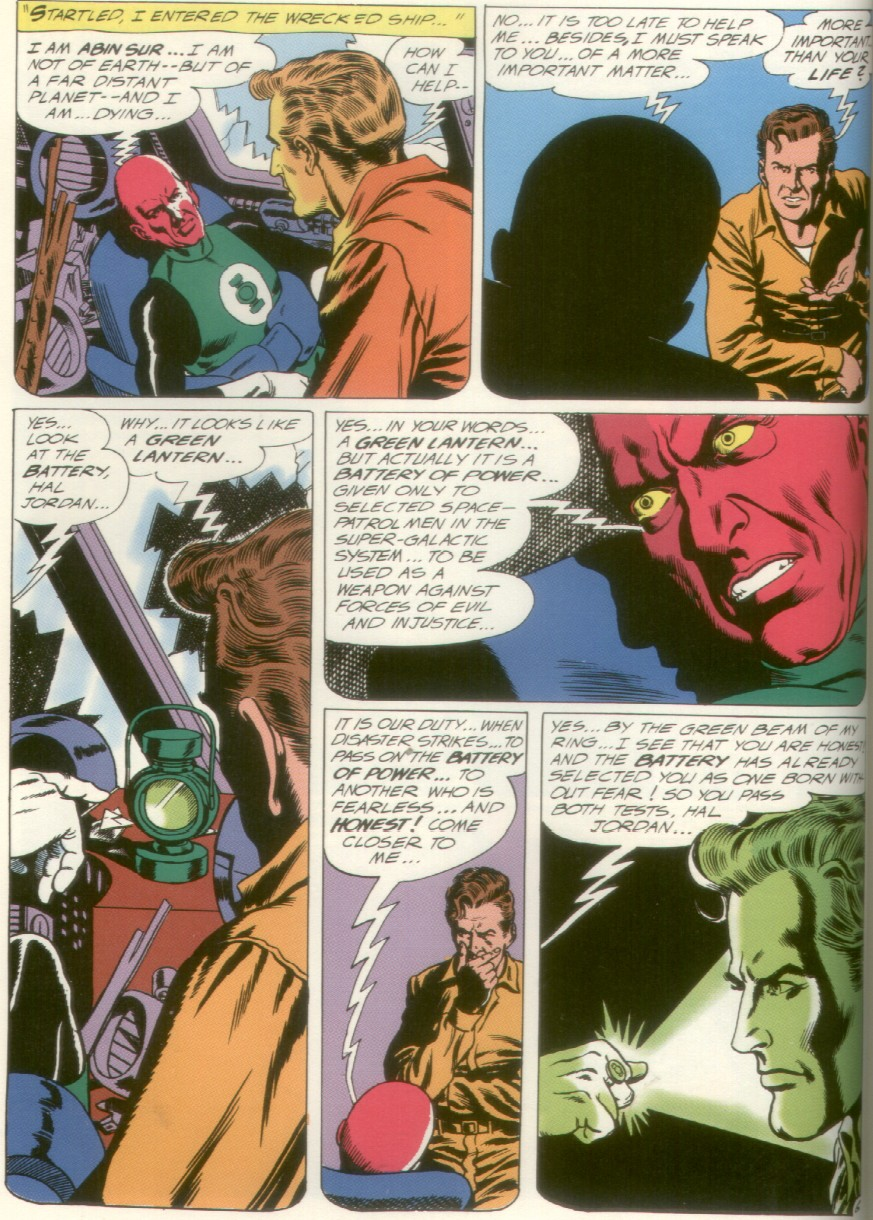 Read online Secret Origins (1961) comic -  Issue # Full - 32
