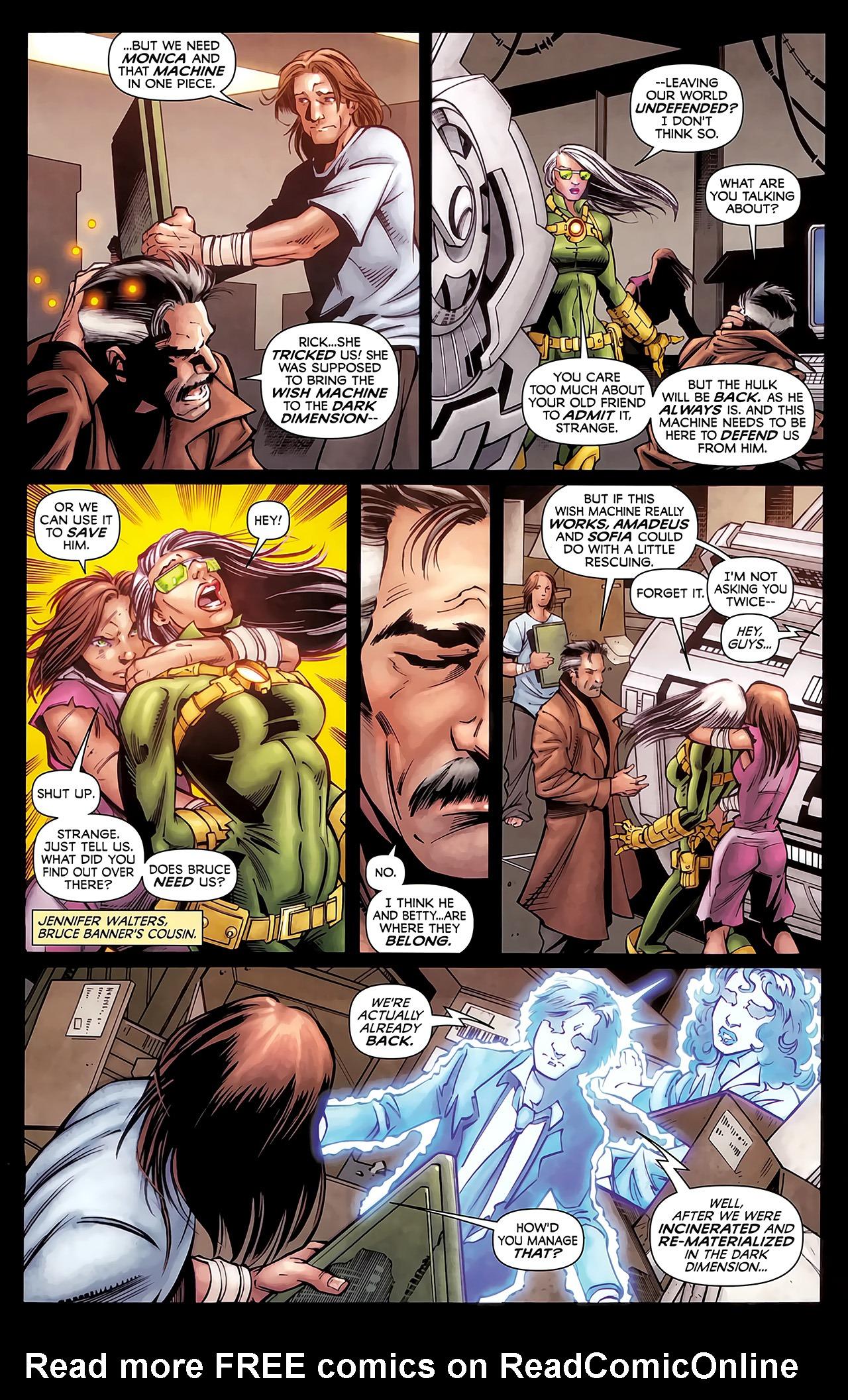 Incredible Hulks (2010) #635 #26 - English 10