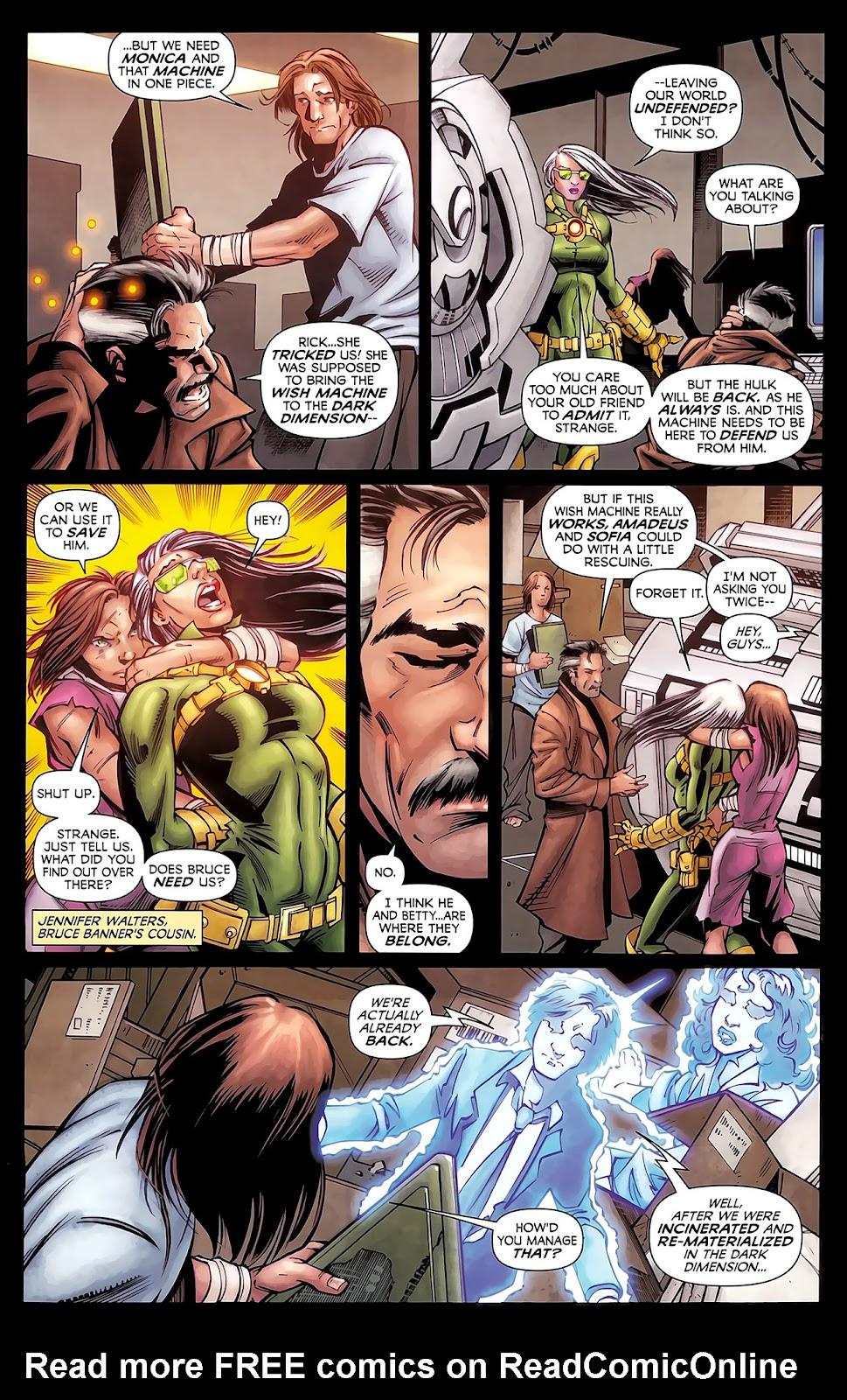 Incredible Hulks (2010) Issue #635 #25 - English 10