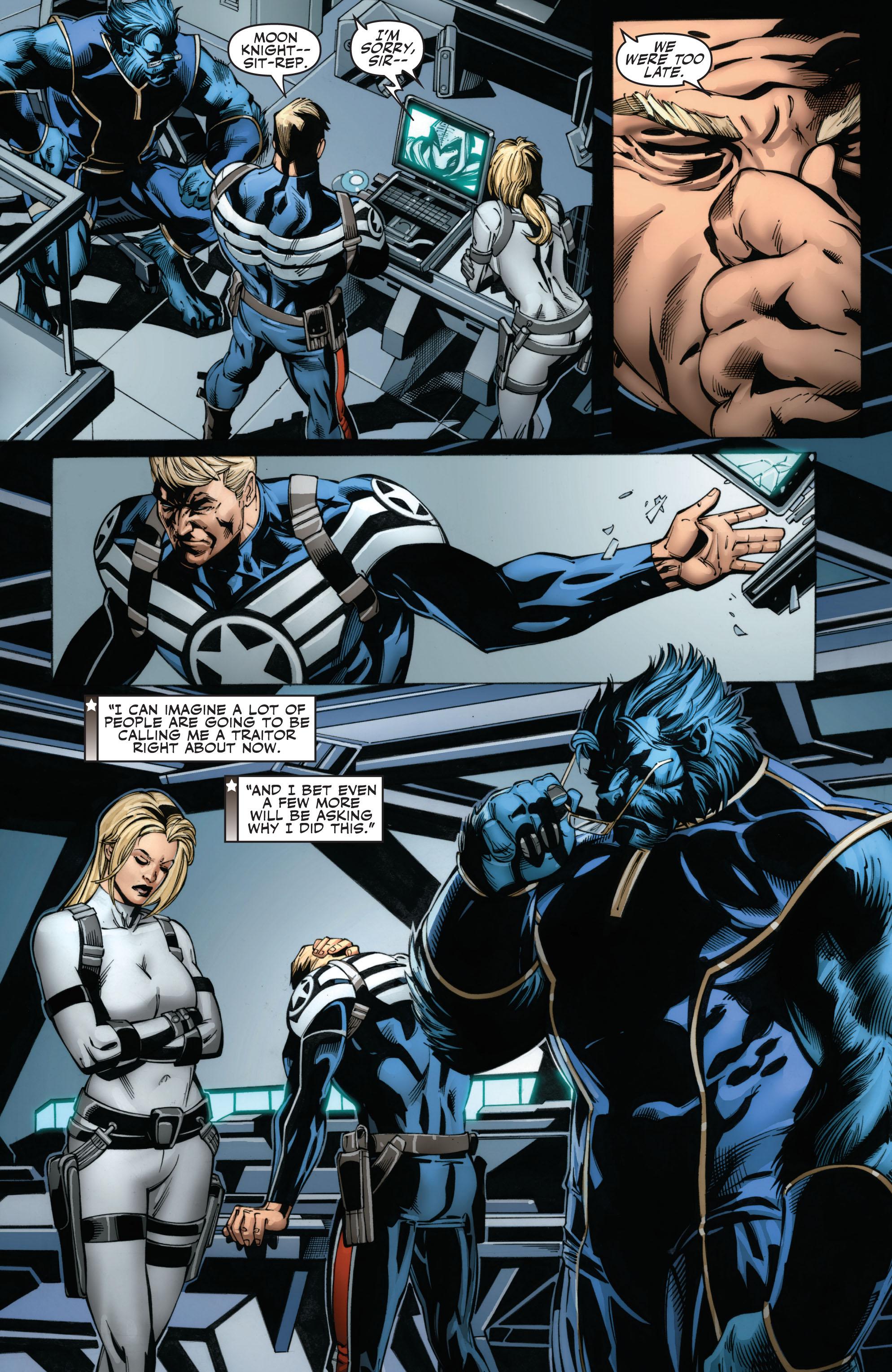 Read online Secret Avengers (2010) comic -  Issue #12.1 - 19