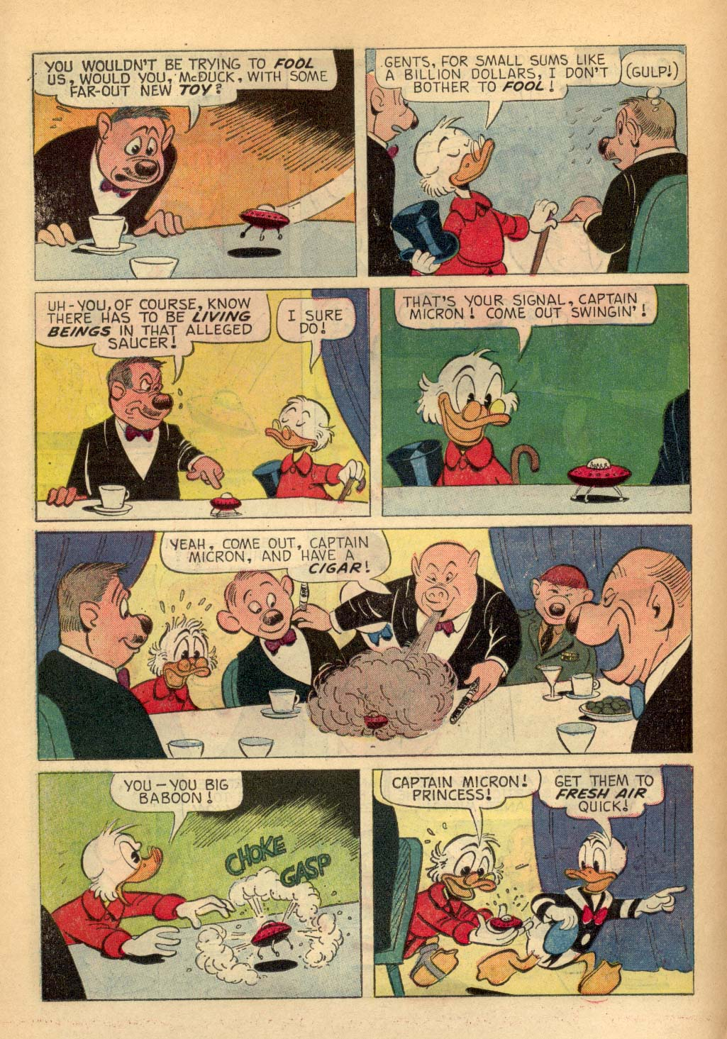 Uncle Scrooge (1953) Issue #65 #65 - English 24