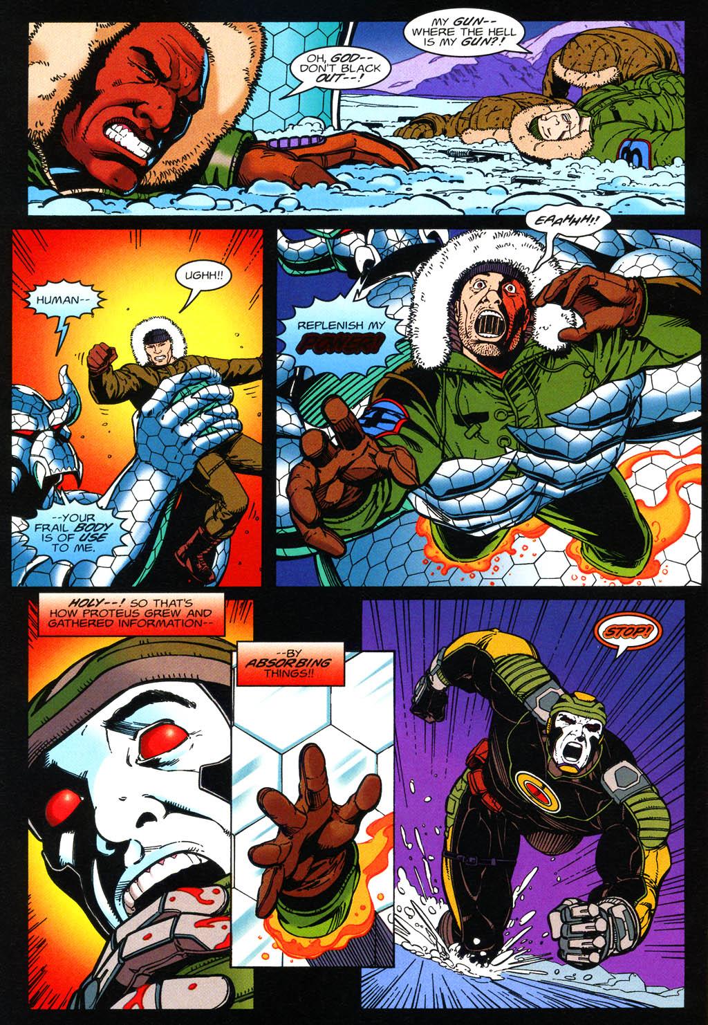 Read online Bloodshot (1993) comic -  Issue #50 - 19