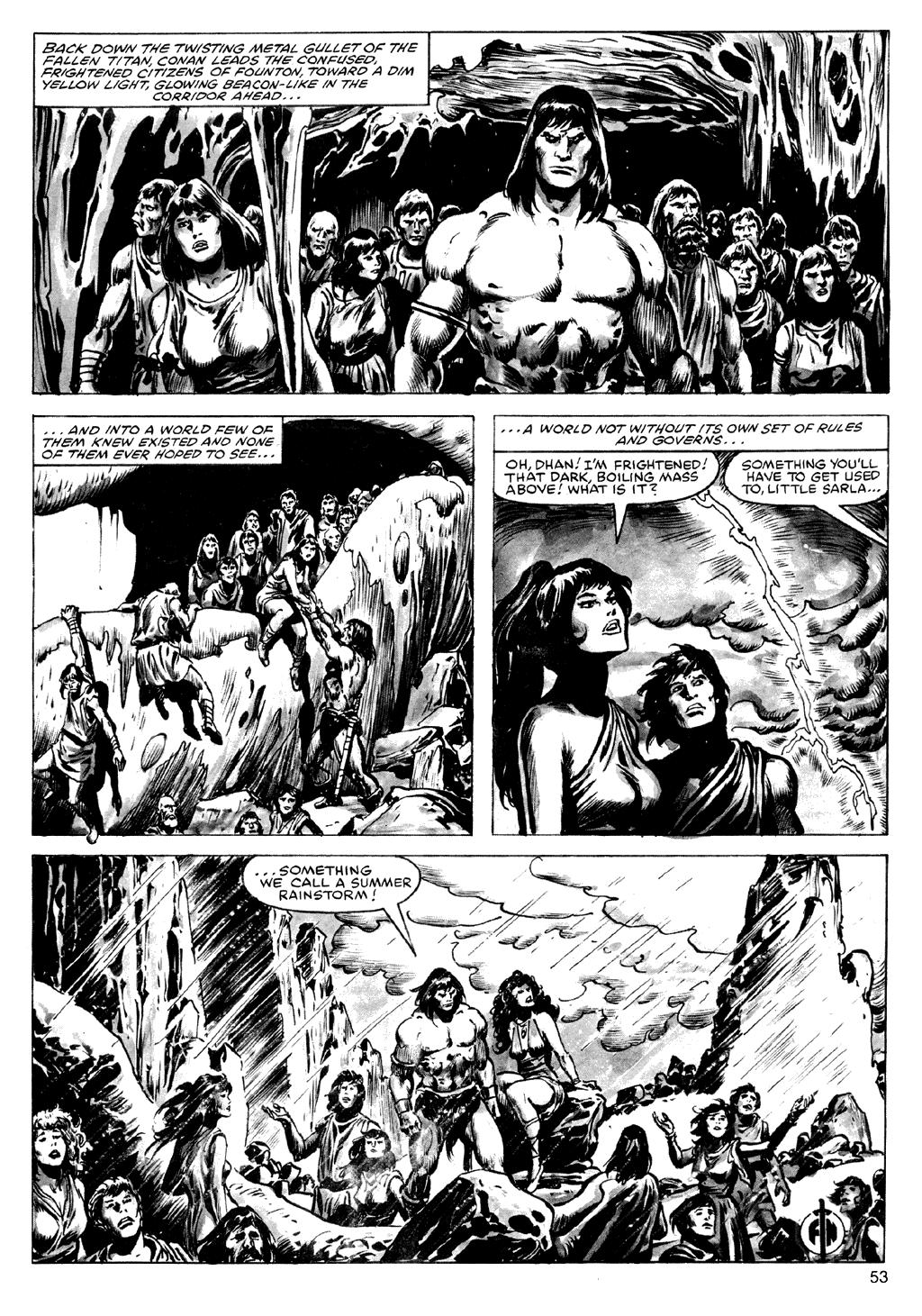 Of Conan  #164 - English 53